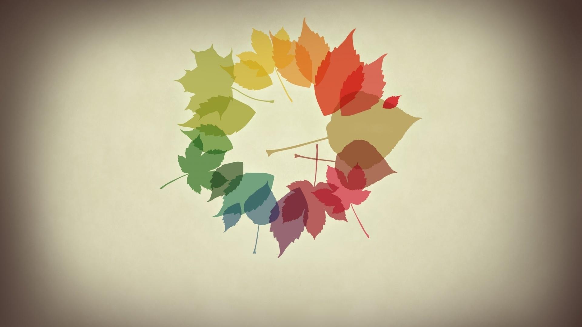 Картинки креативные осень на рабочий стол, пнг