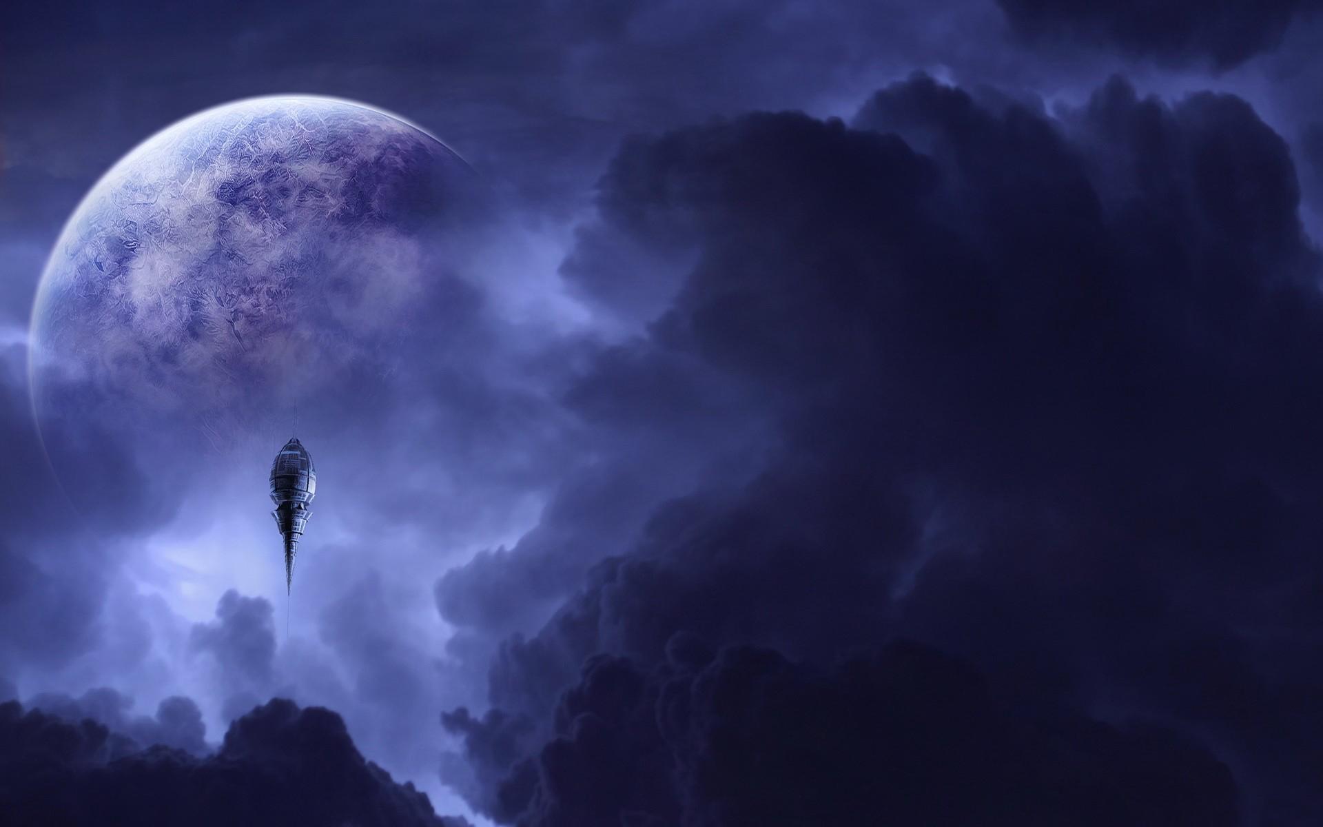 космос мистические картинки хрущевок много