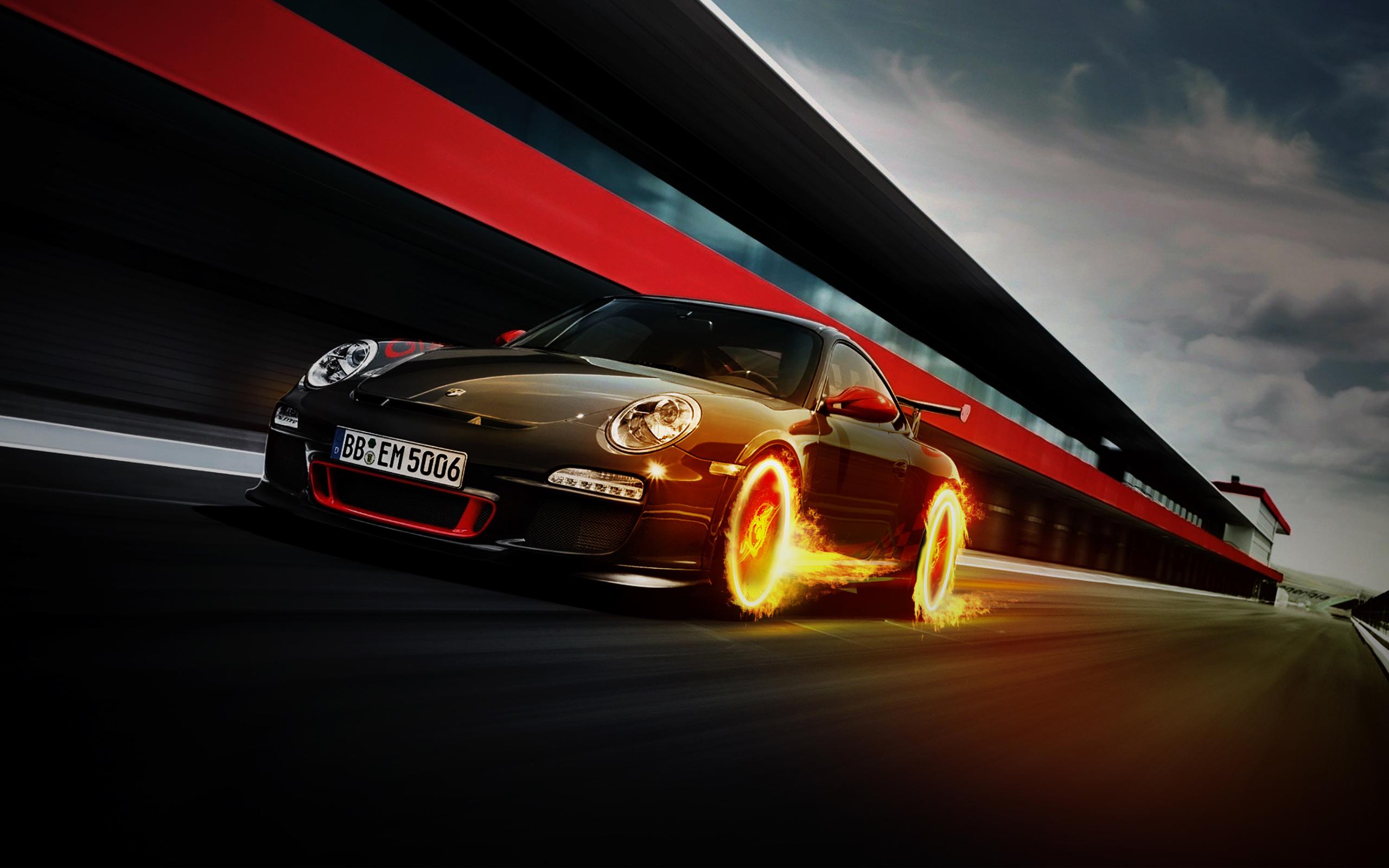 авто в огне картинки жалуются боли