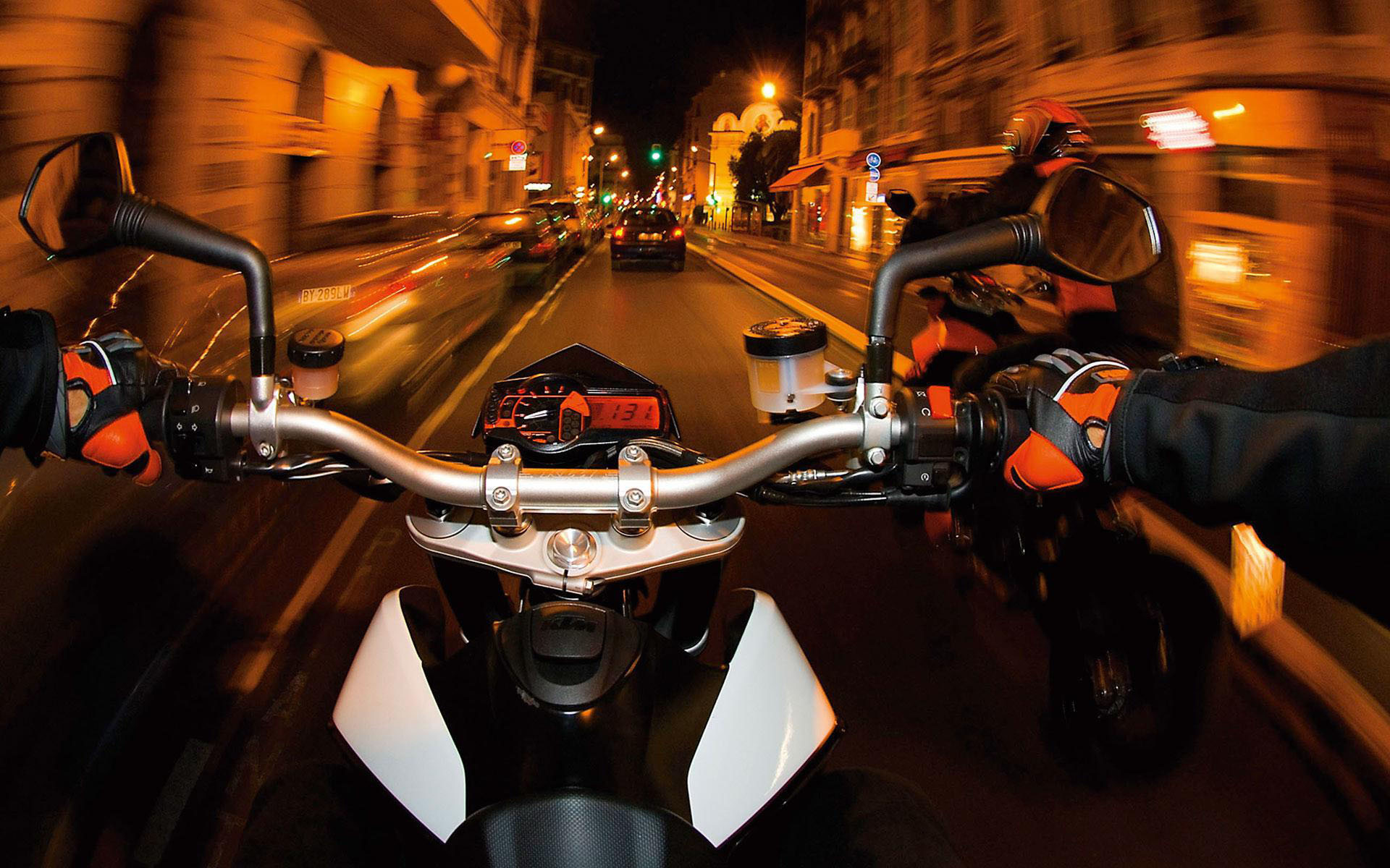 мотоцикл от первого лица дорога  № 16386 загрузить