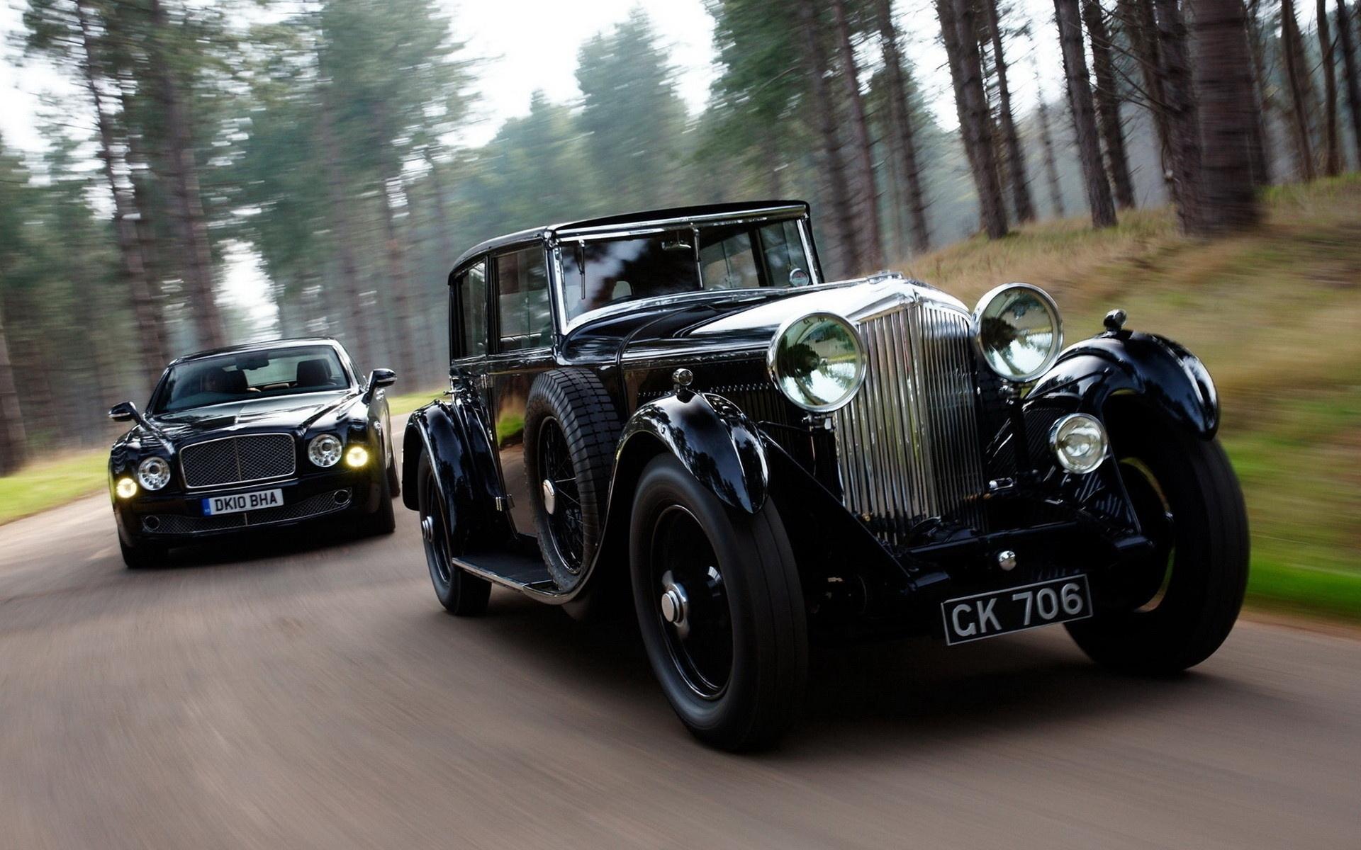 Картинки автомобилей ретро