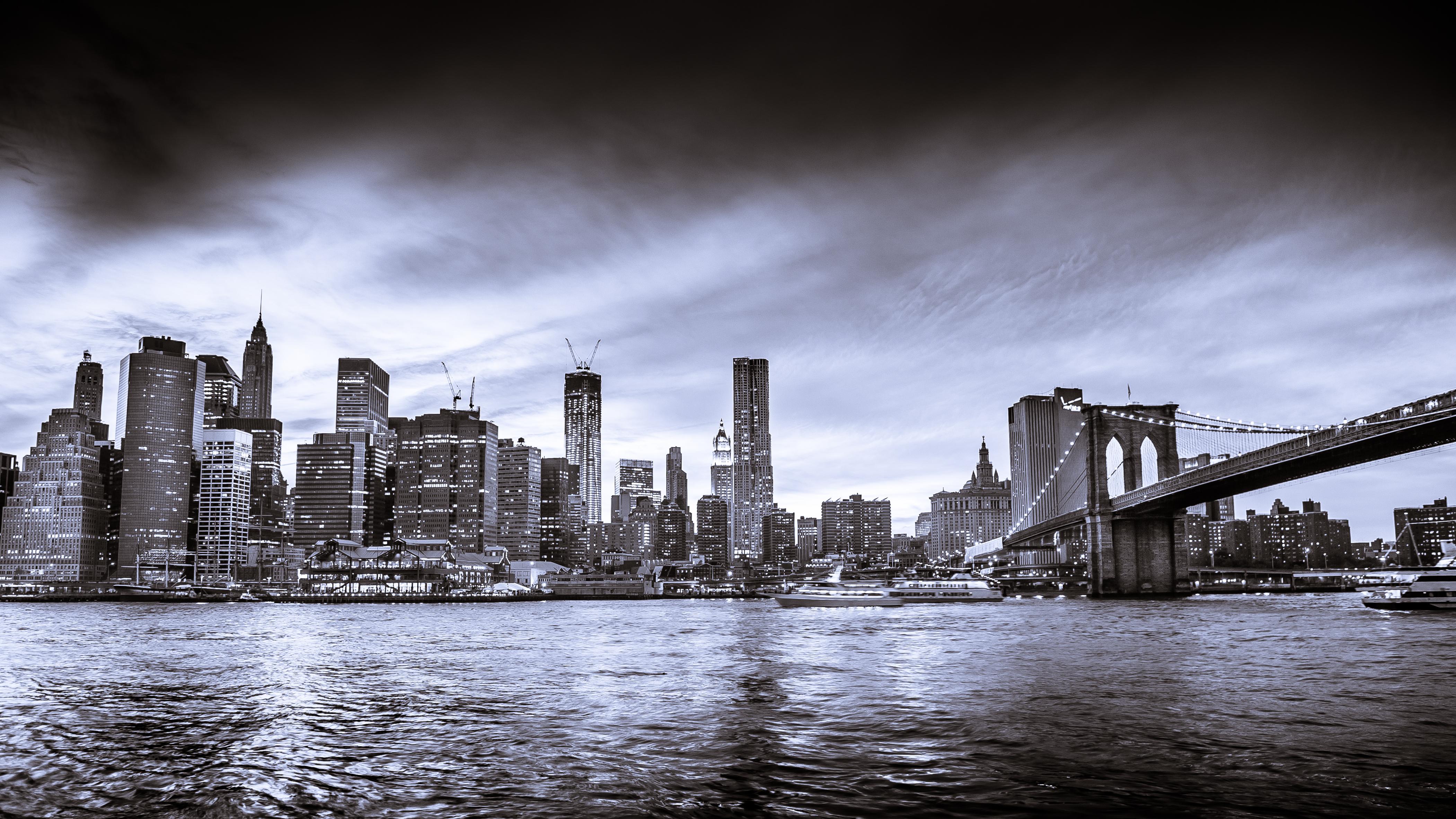 День, черно белые картинки города на рабочий стол