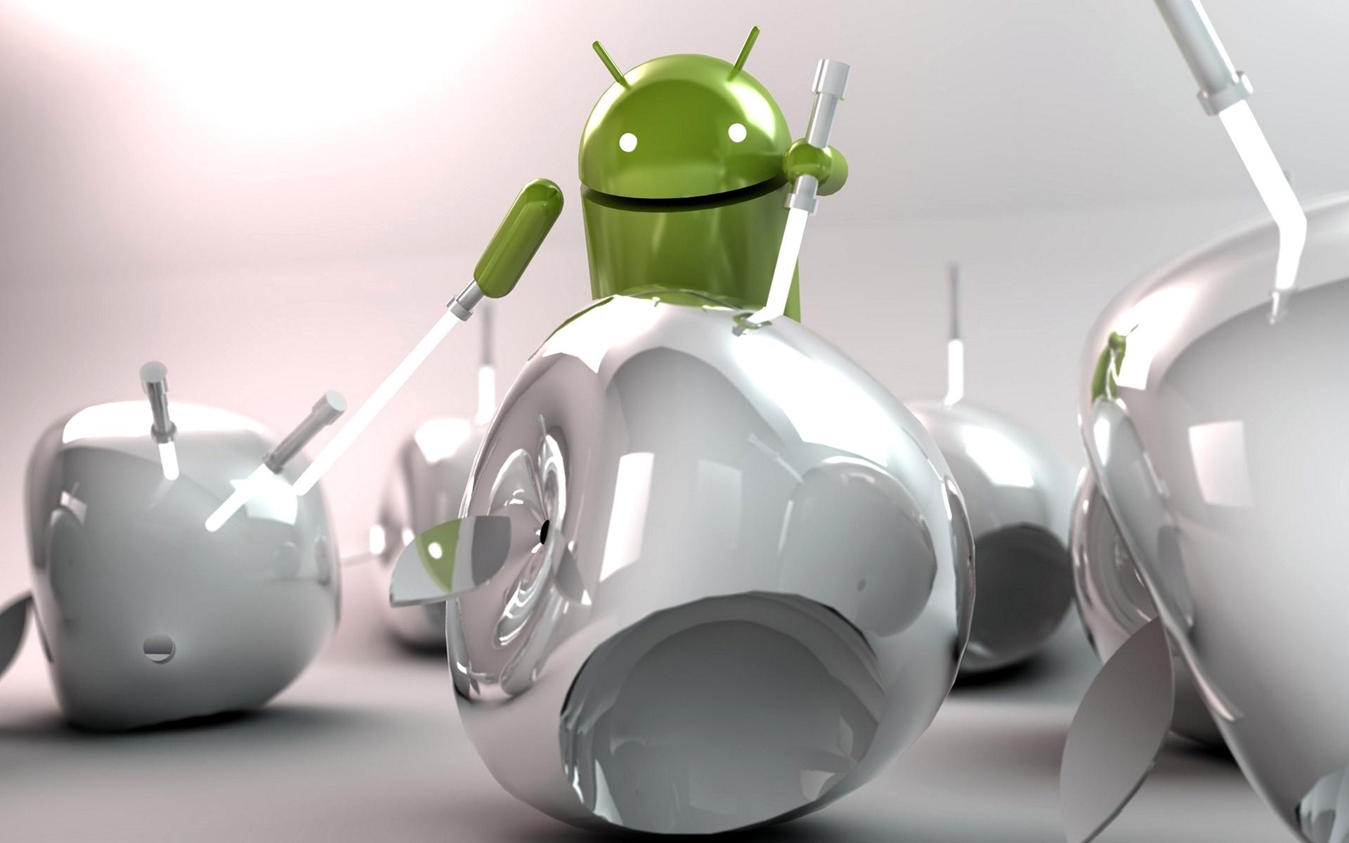 Смешные андроиды картинки