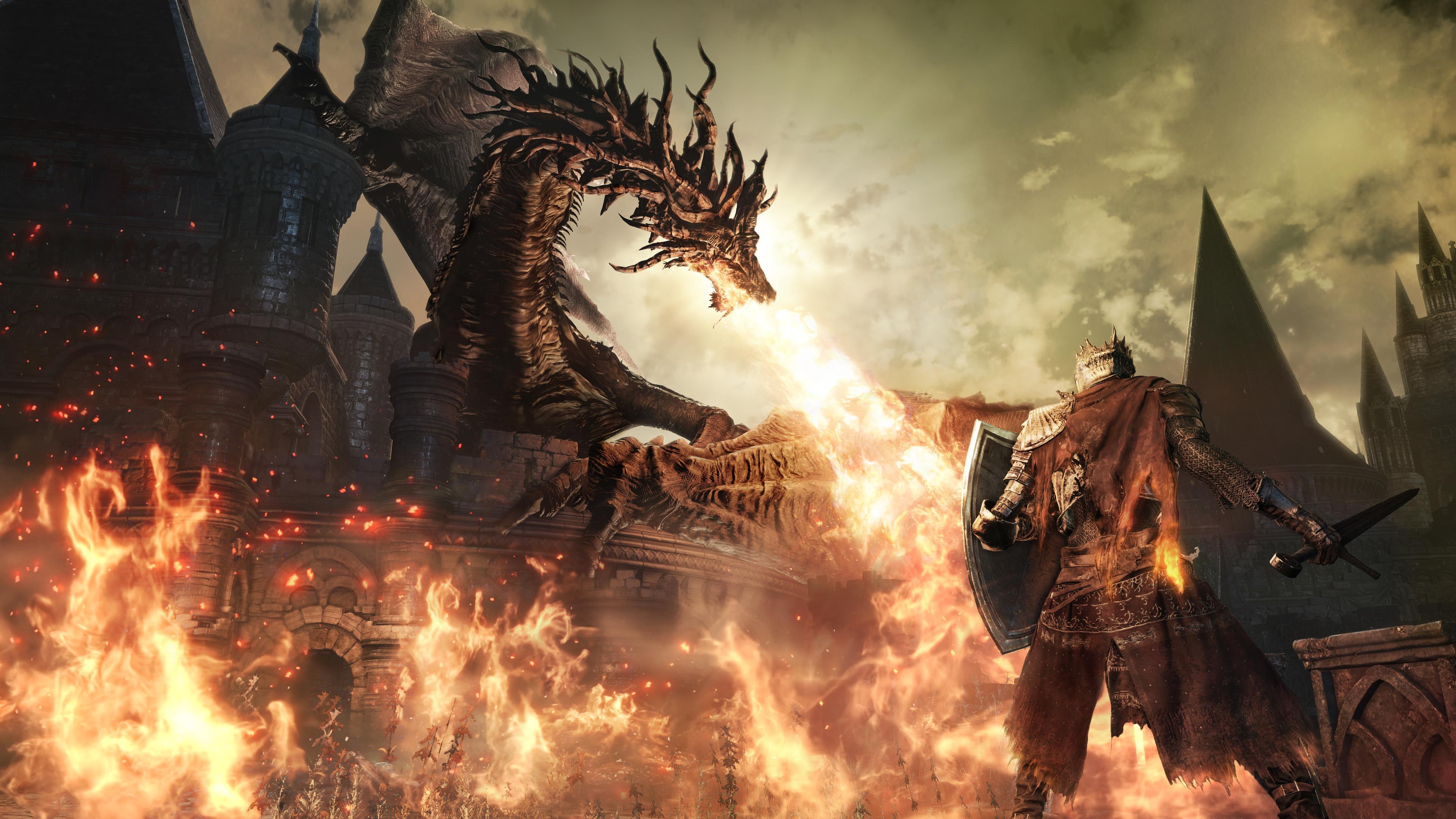 Dark Souls игра загрузить