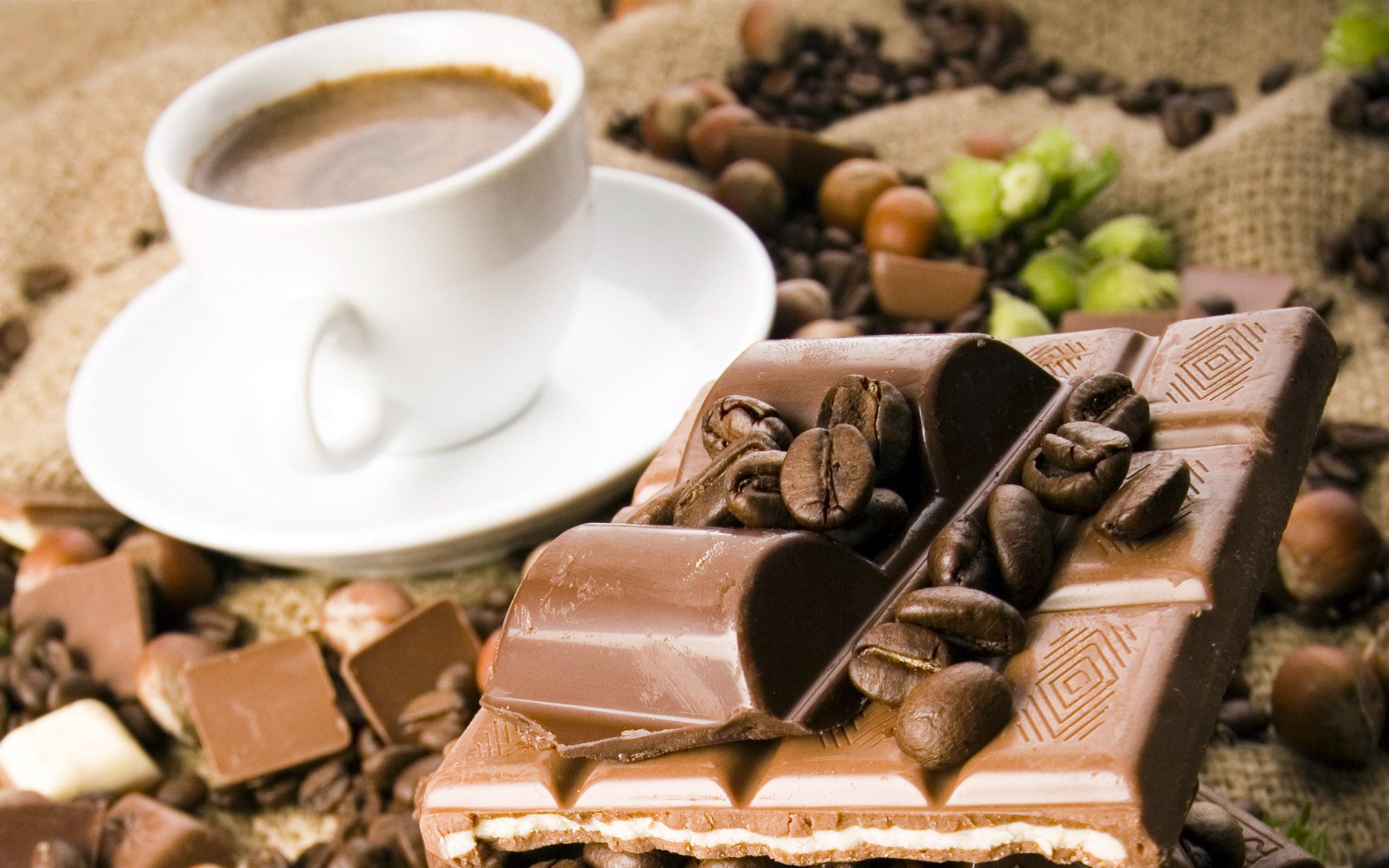 кофе со сладостями  № 140182  скачать