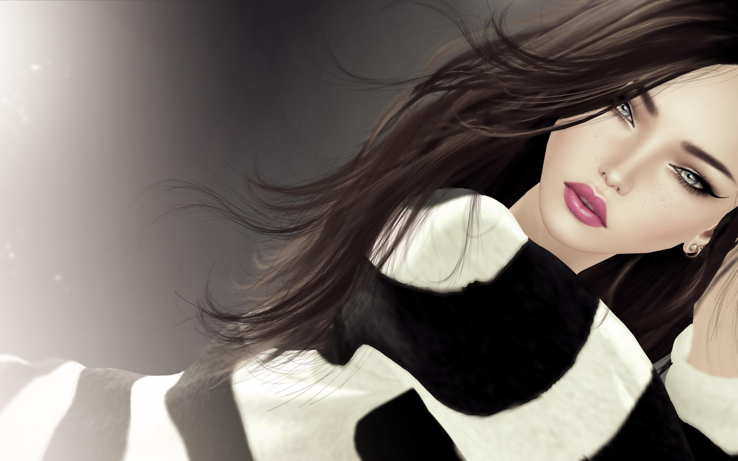 Картинки для аватарки девушки брюнетки, мечте