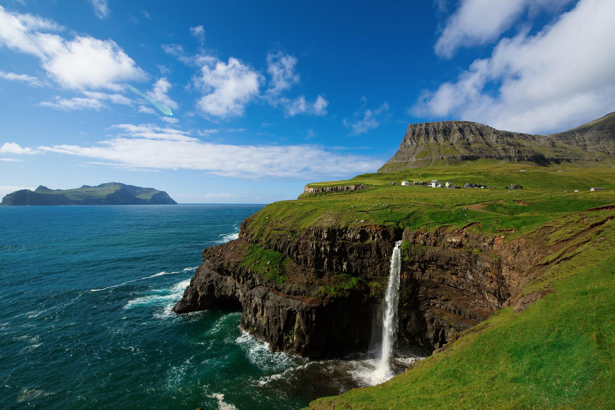горы природа море скалы пейзаж загрузить
