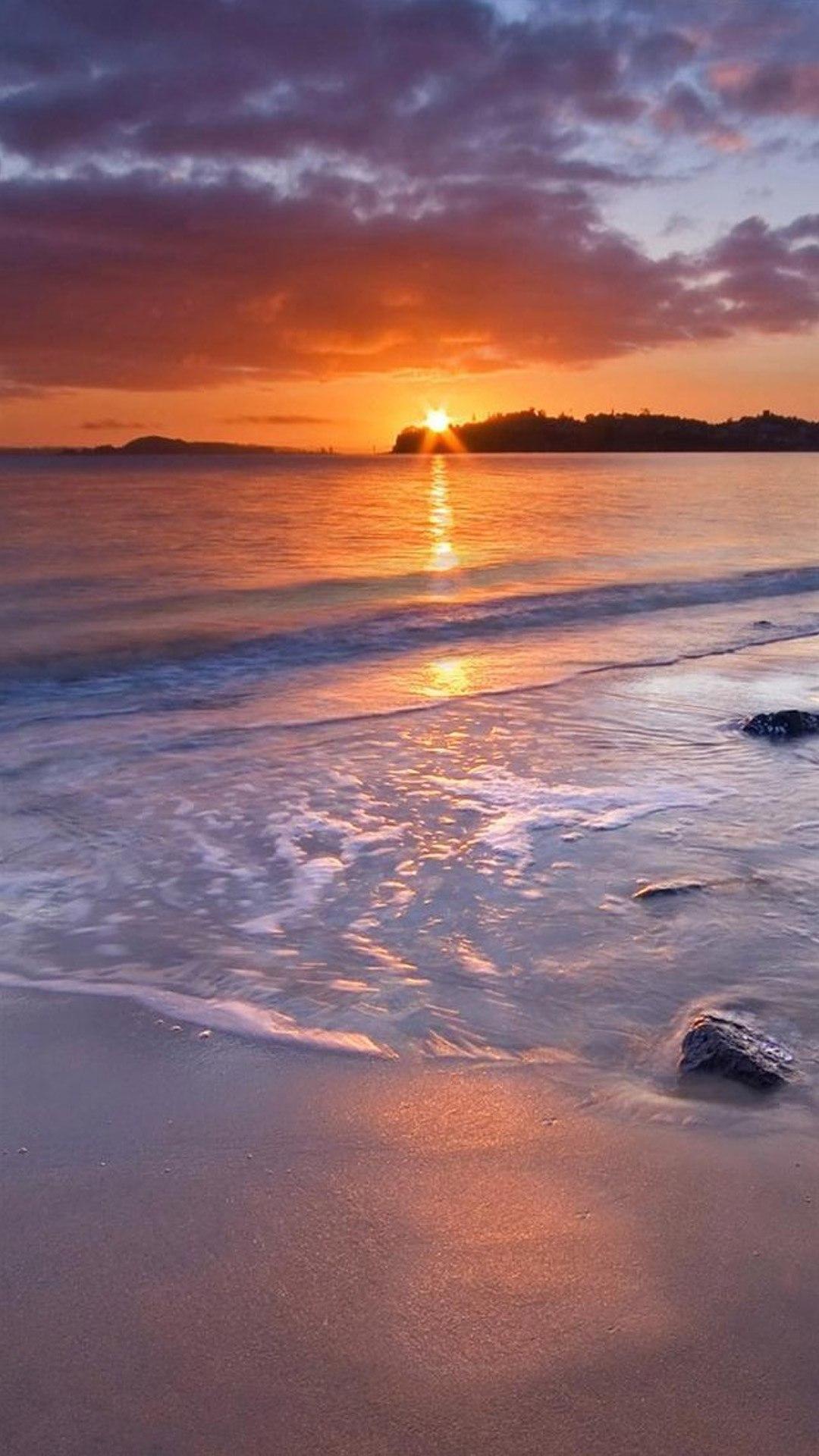 Картинки закат и море на телефон, шиповник майский