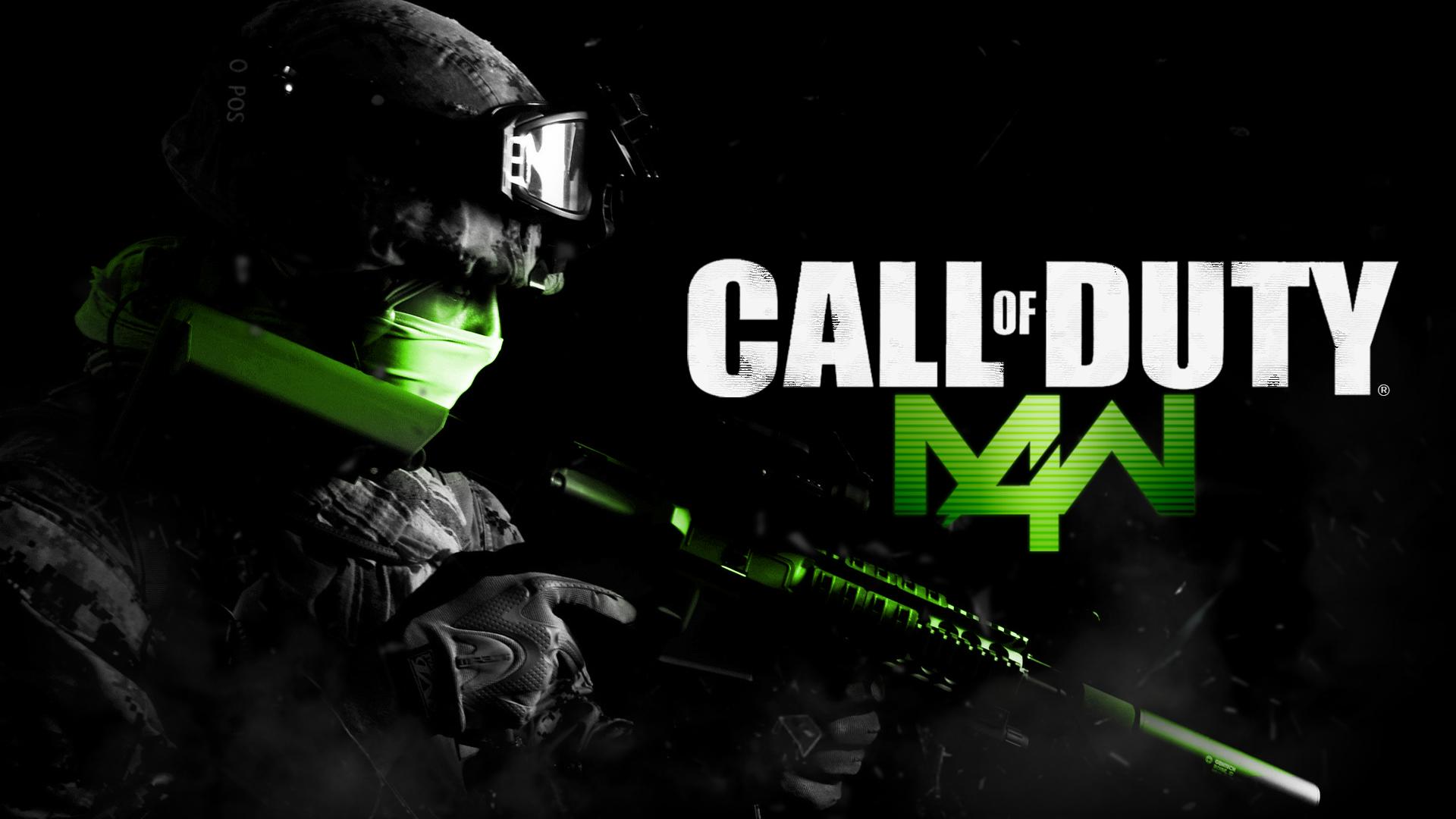 Call of Duty Modern Warfare  № 3671660  скачать
