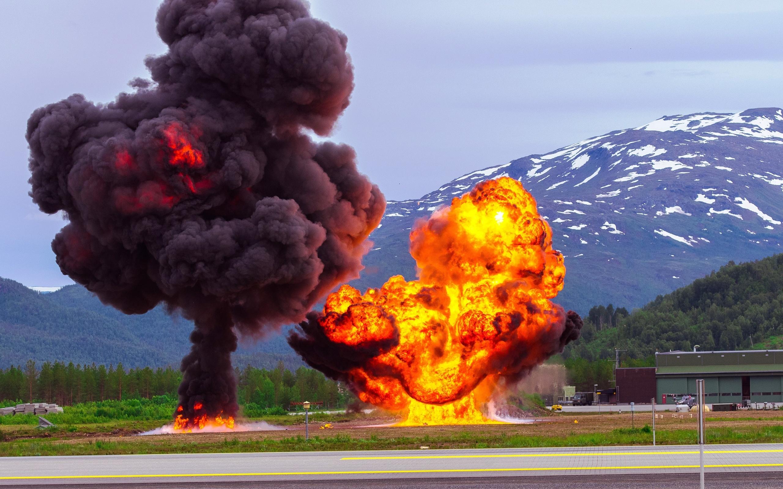 Картинки фон взрыва