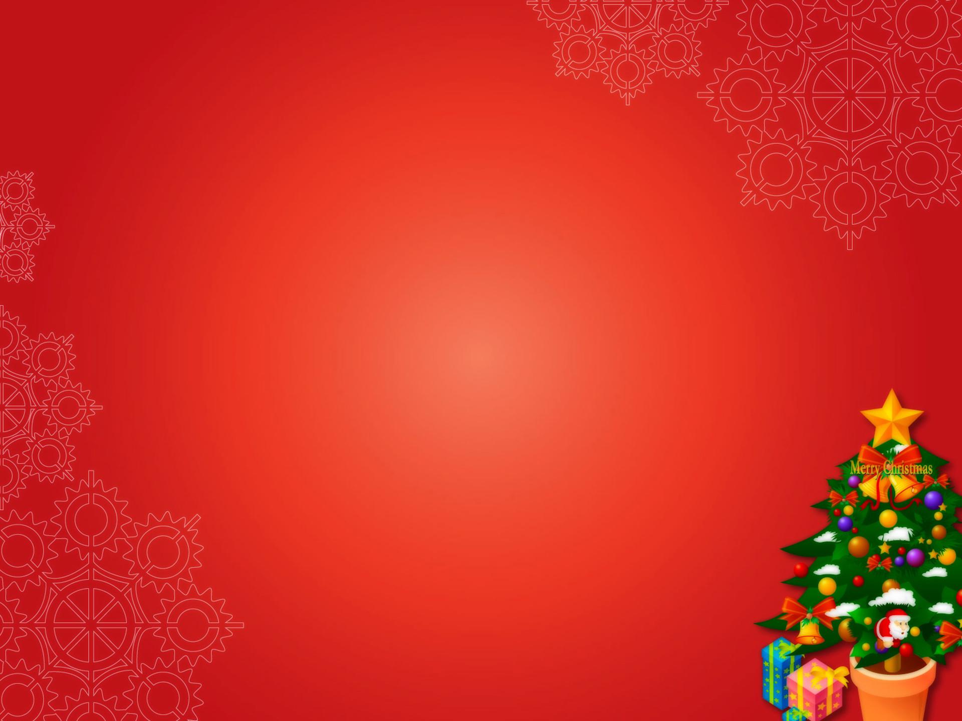 Фон в открытку новогодний