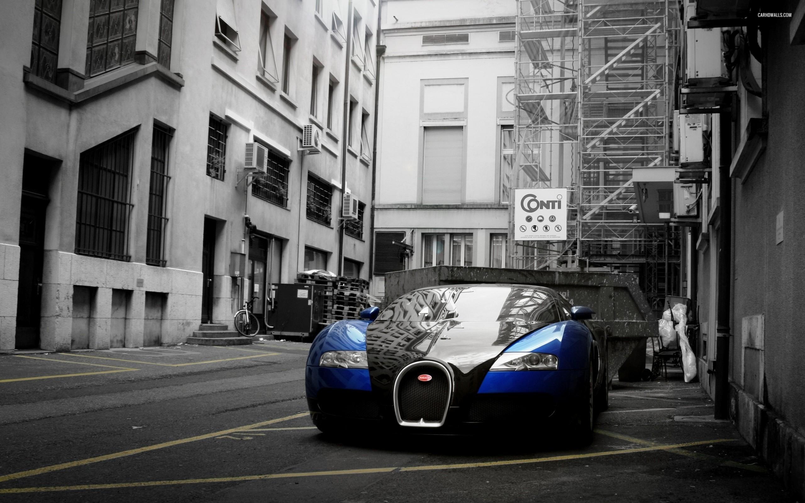Bugatti Veyron дорога рассвет без смс