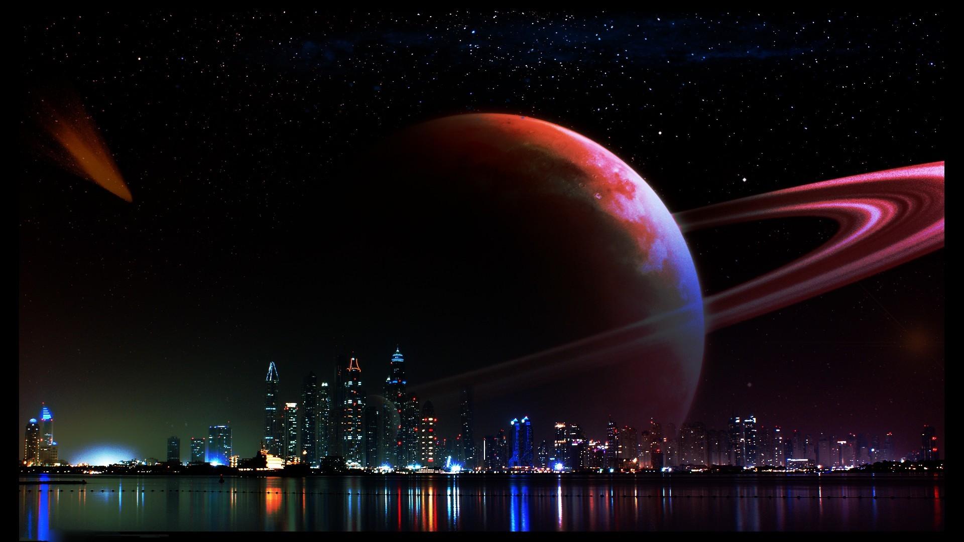 Обои огненная планета картинки на рабочий стол на тему Космос - скачать  № 433842 загрузить