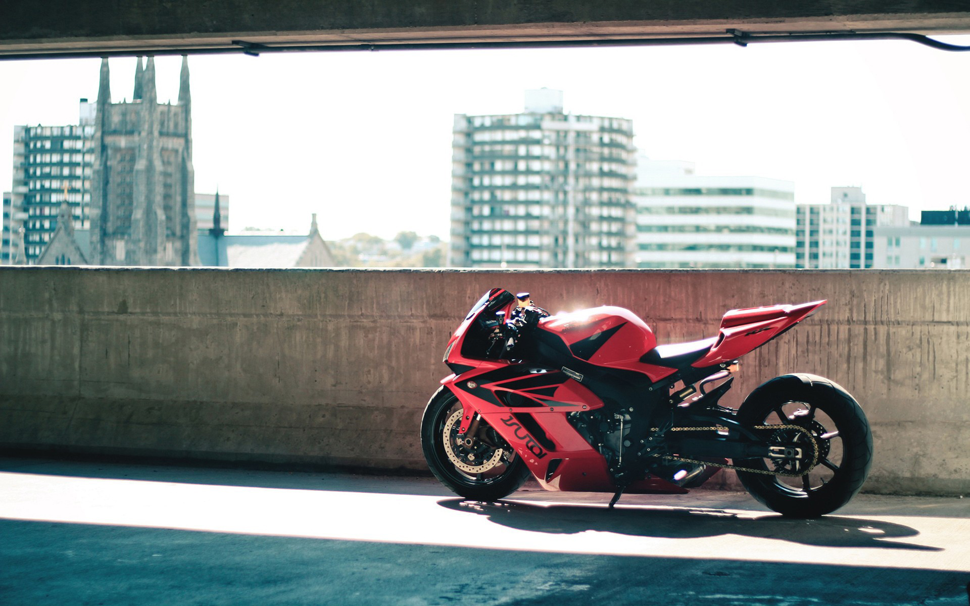 спортивный мотоцикл Honda  № 3935622 загрузить