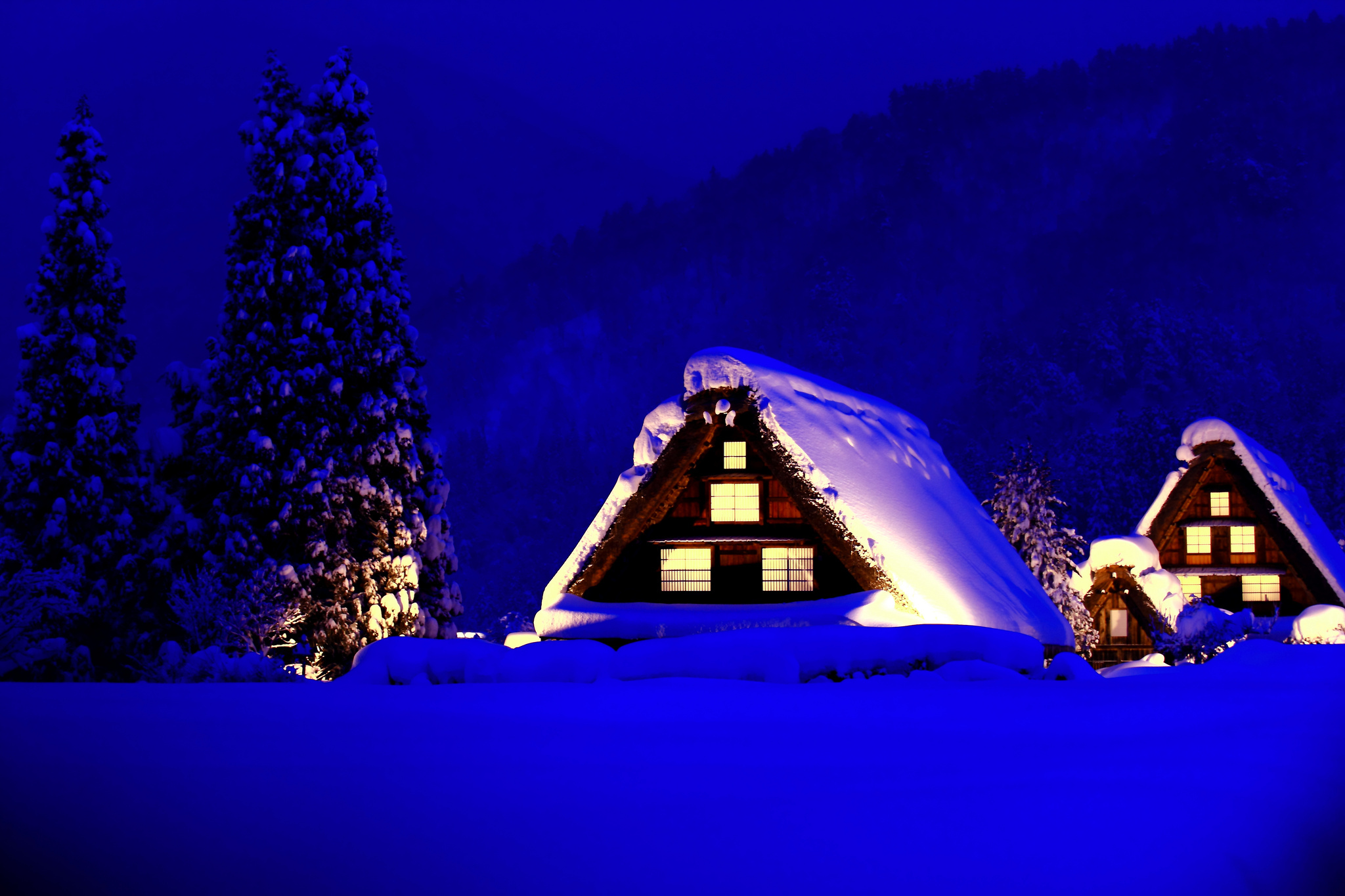 дома снег если без смс