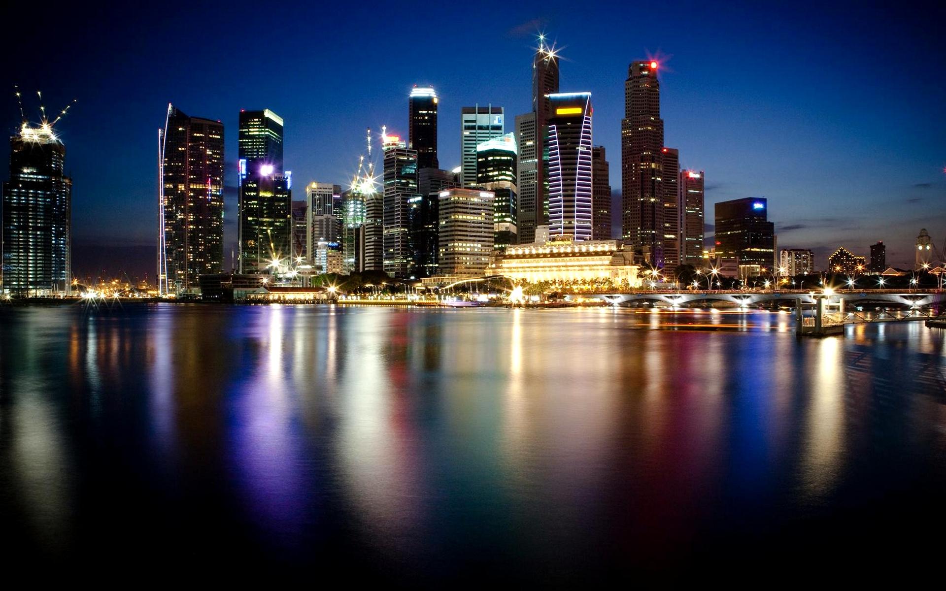 Классные картинки городов