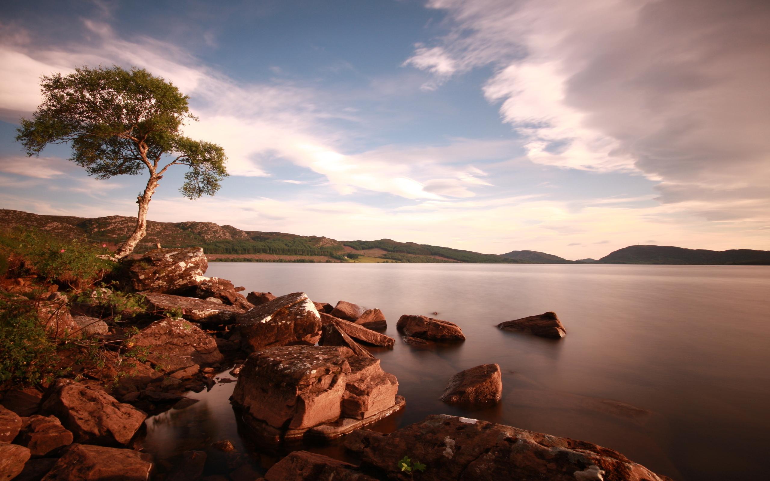 озеро камни берег скачать
