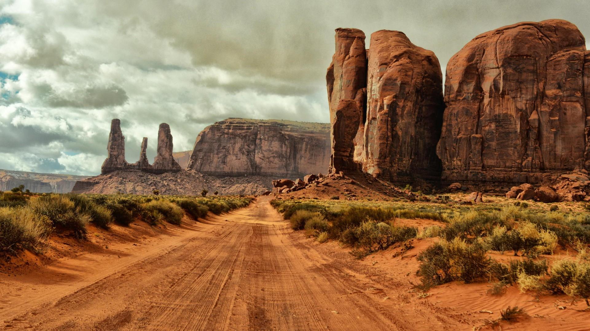 США Пустыня юта в хорошем качестве