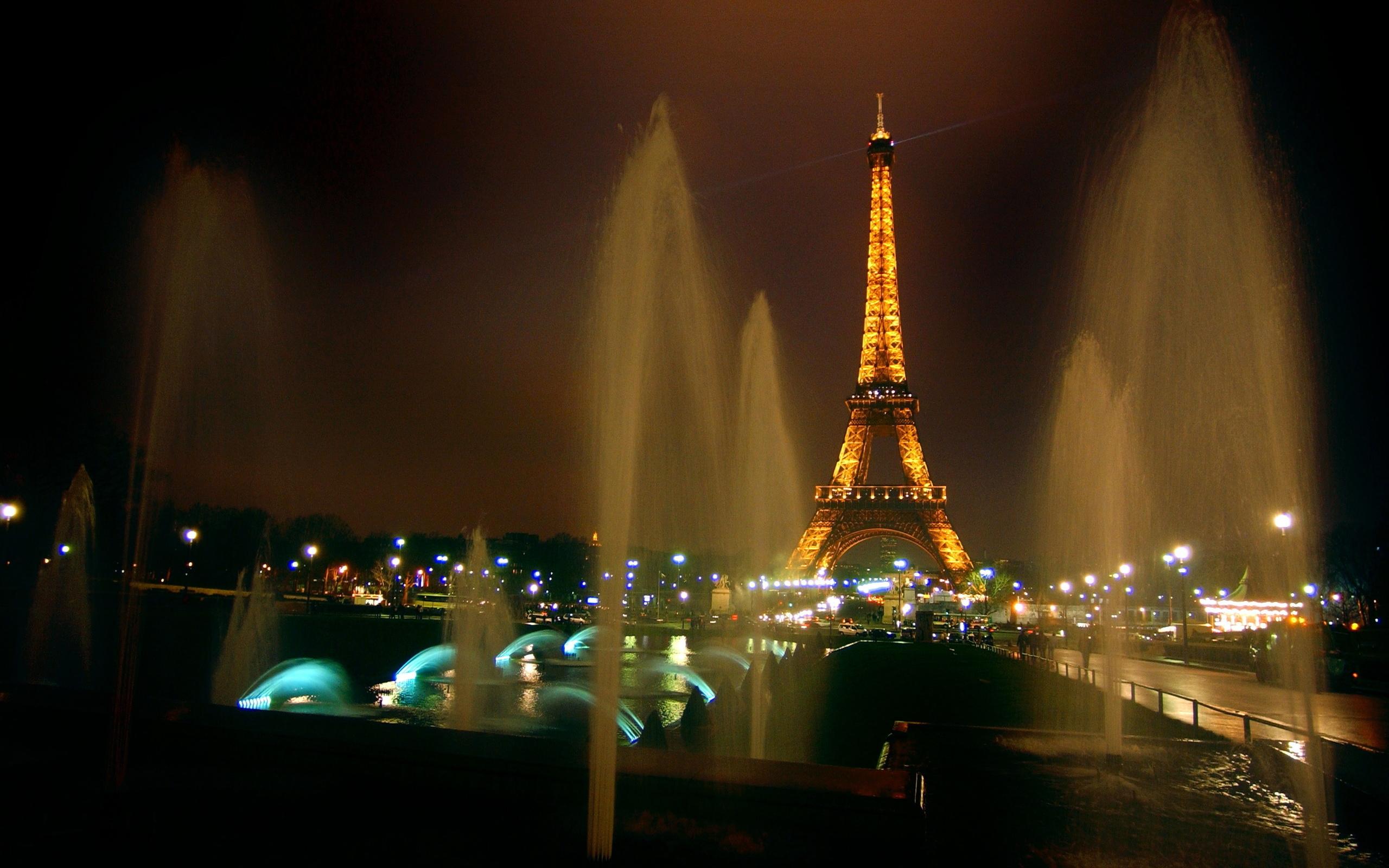 фонтан выдержка свет бесплатно