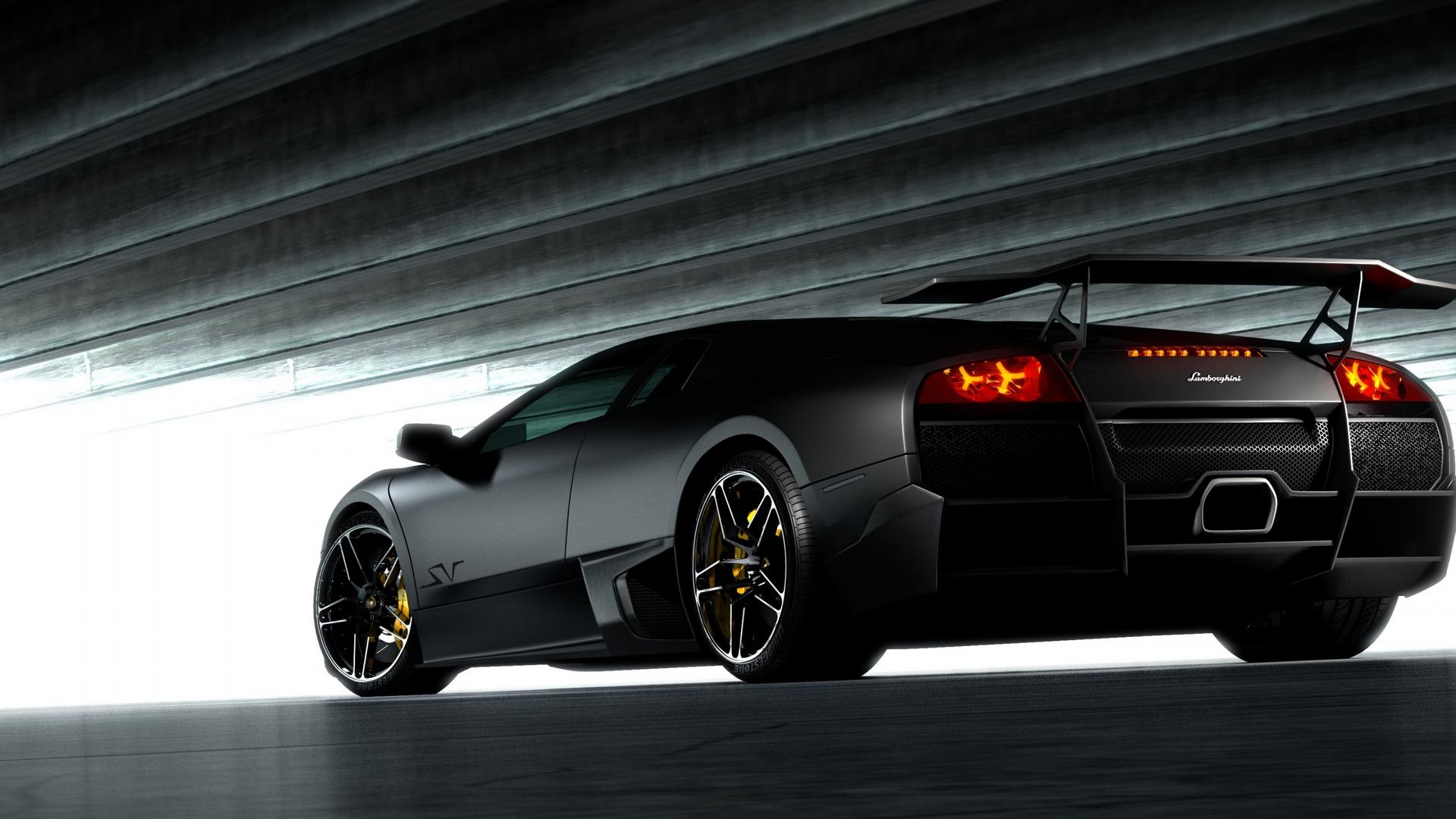 спортивный автомобиль черный без смс