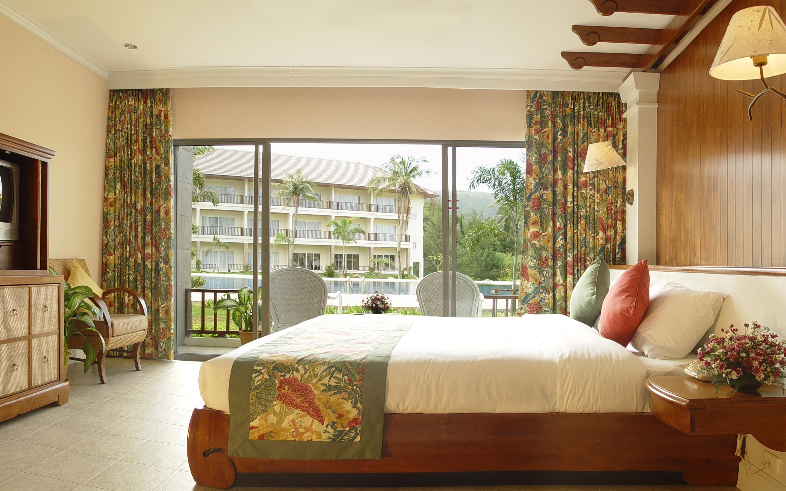 комната кровать  № 3539701  скачать