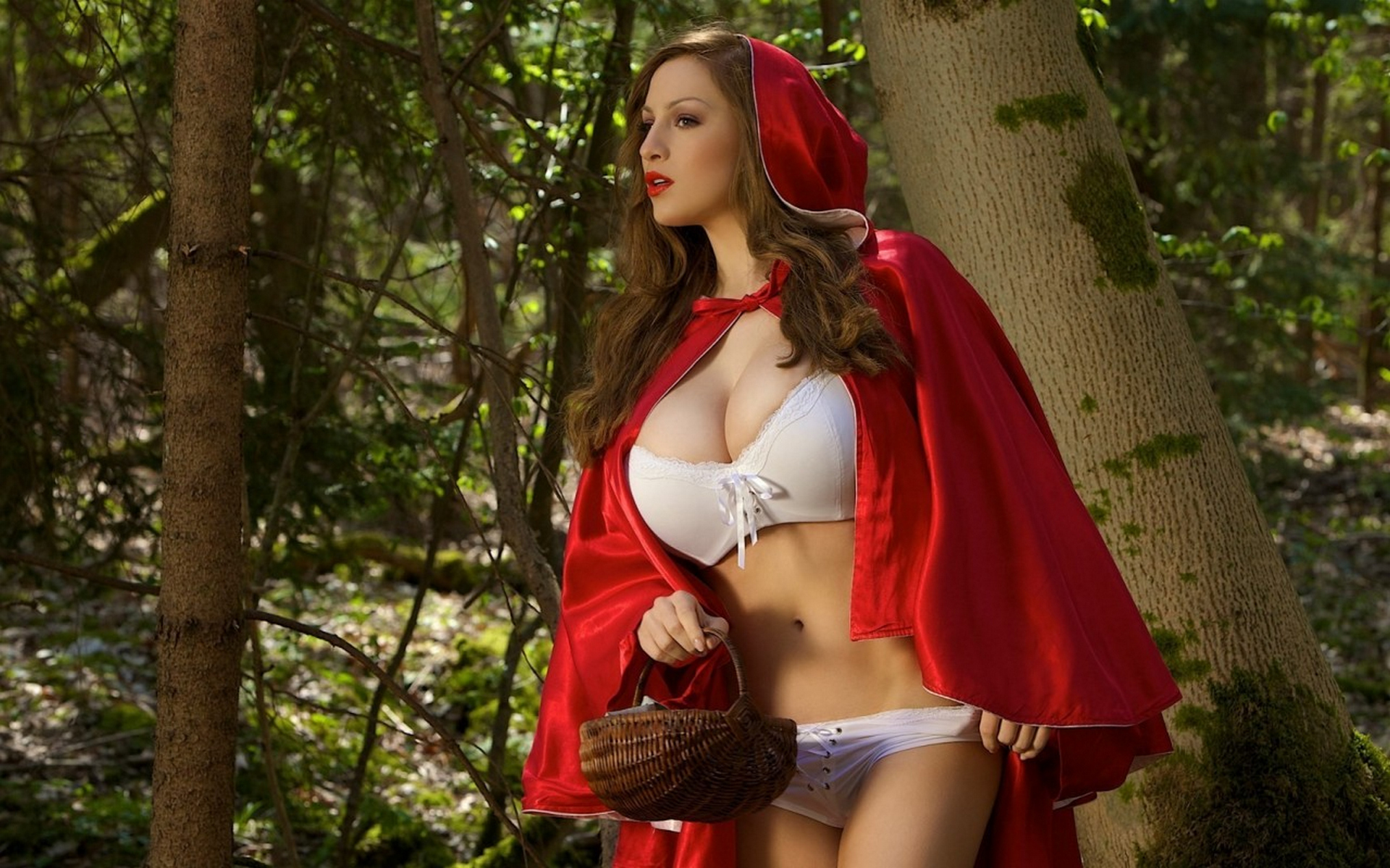 Про красную шапочку эротика онлайн бесплатно 20 фотография