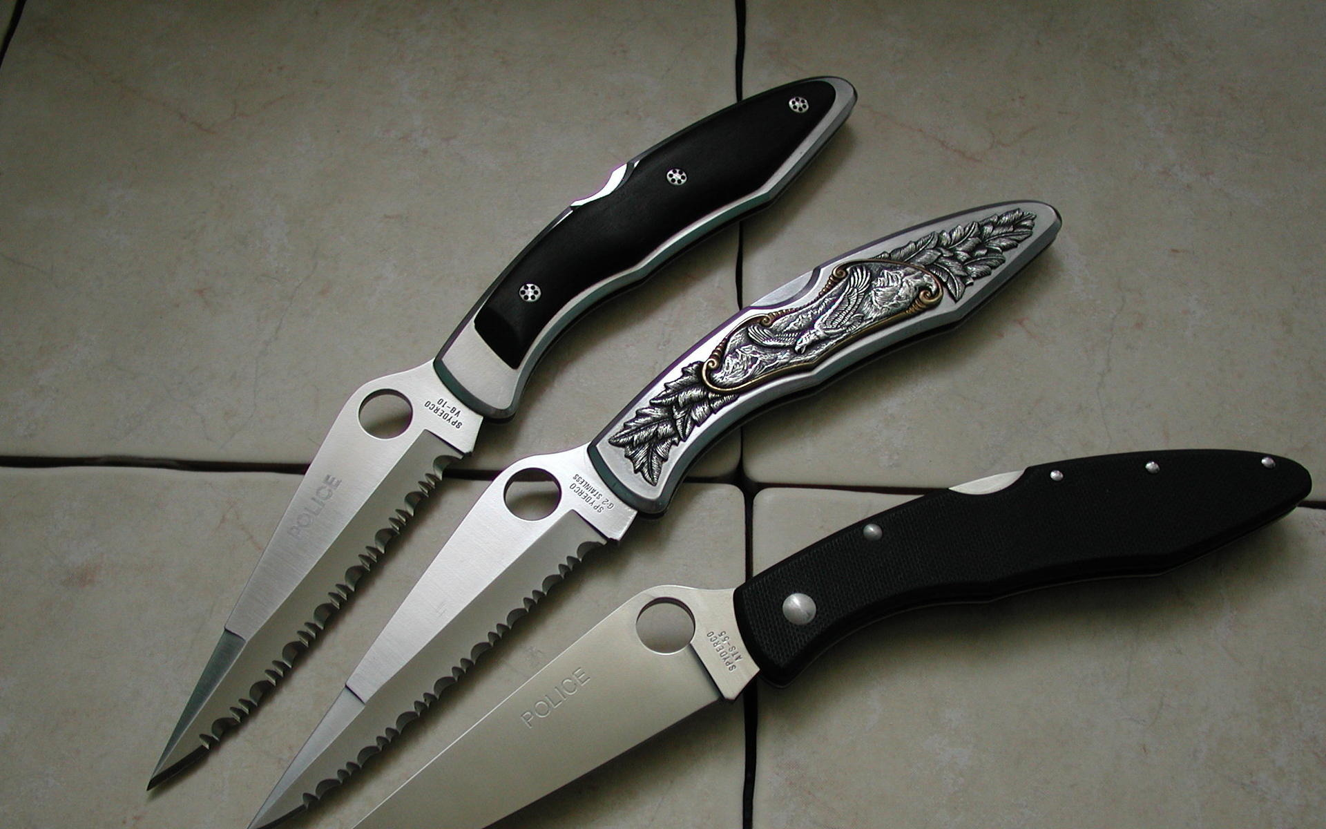 Крутые картинки про ножи