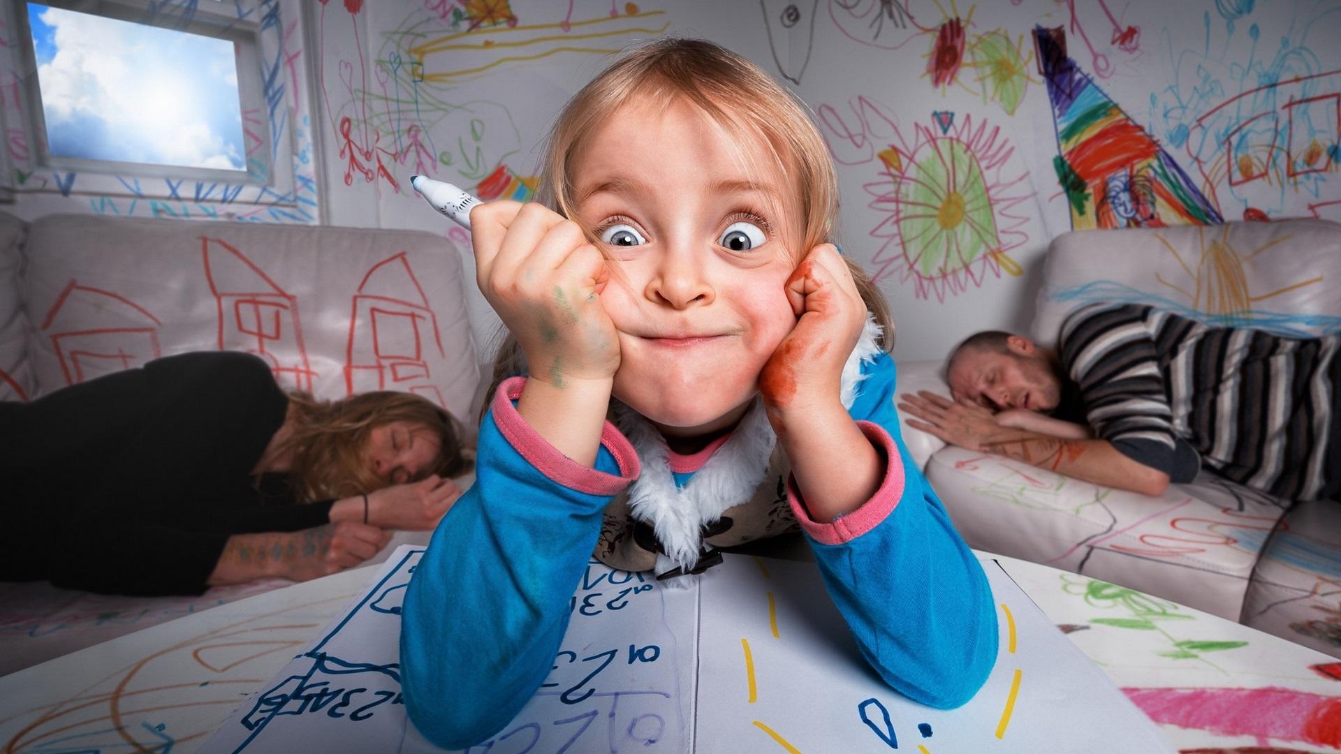 Прикольные картинки для дошкольников