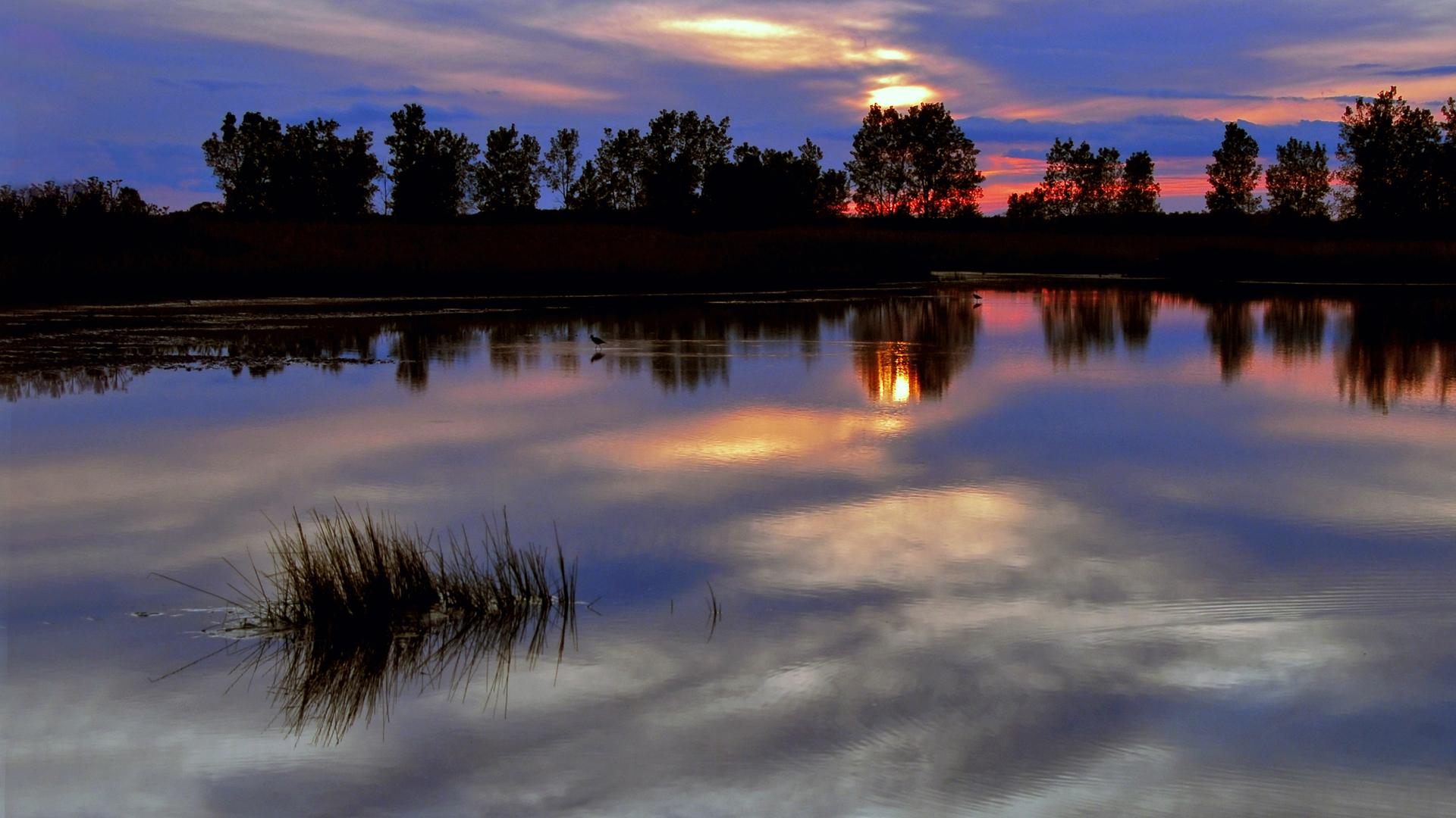 Хочу, картинки природа вечерний закат