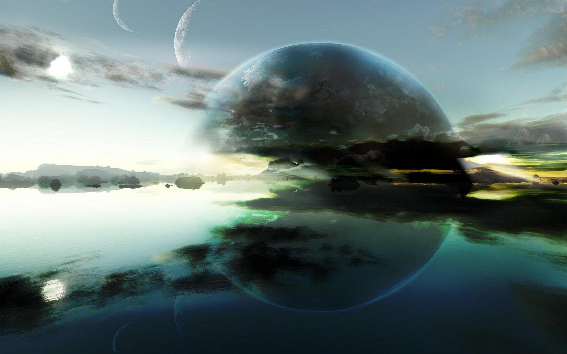 горизонт земля без смс