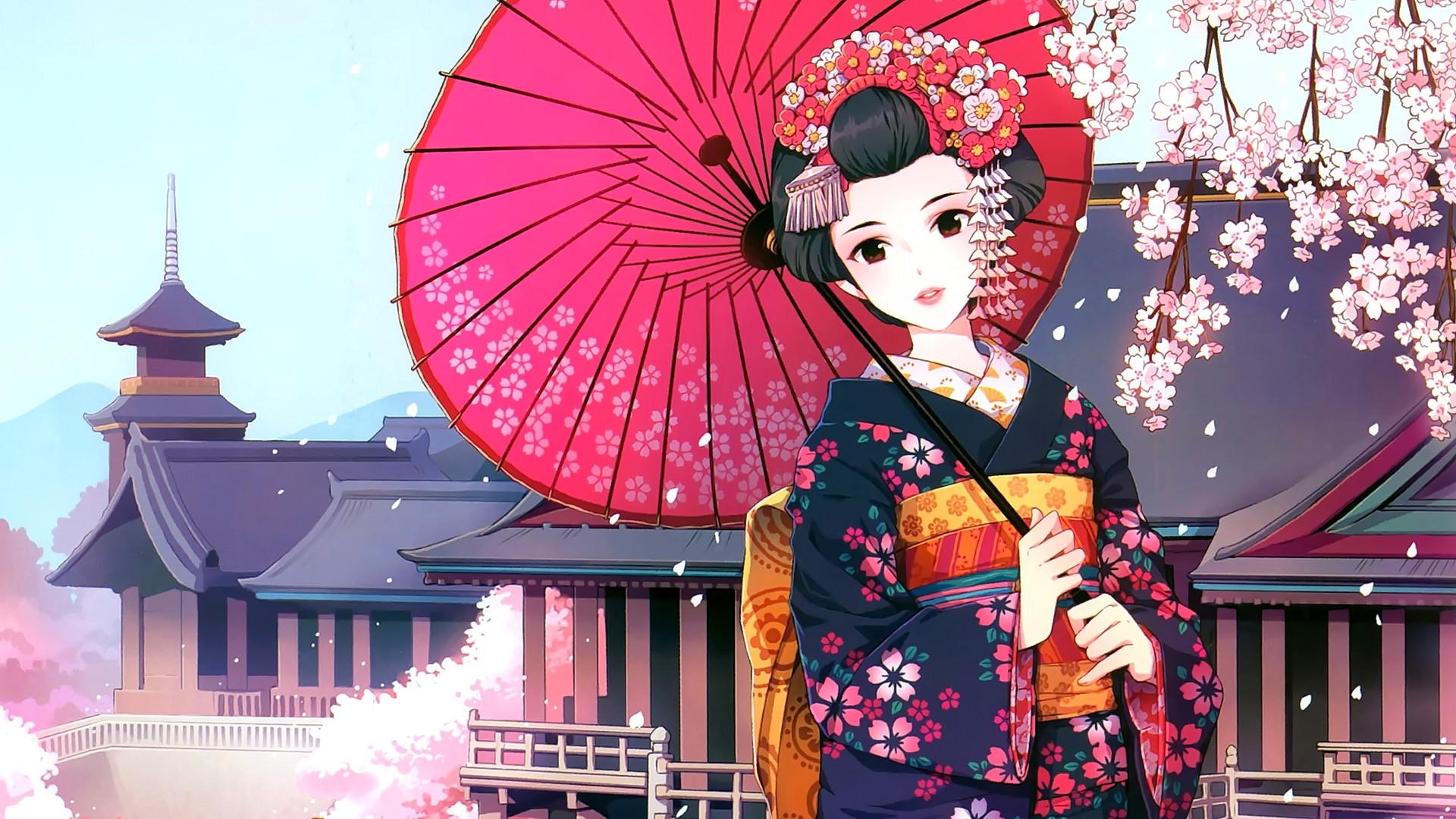 Открытки, картинки с японской тематикой