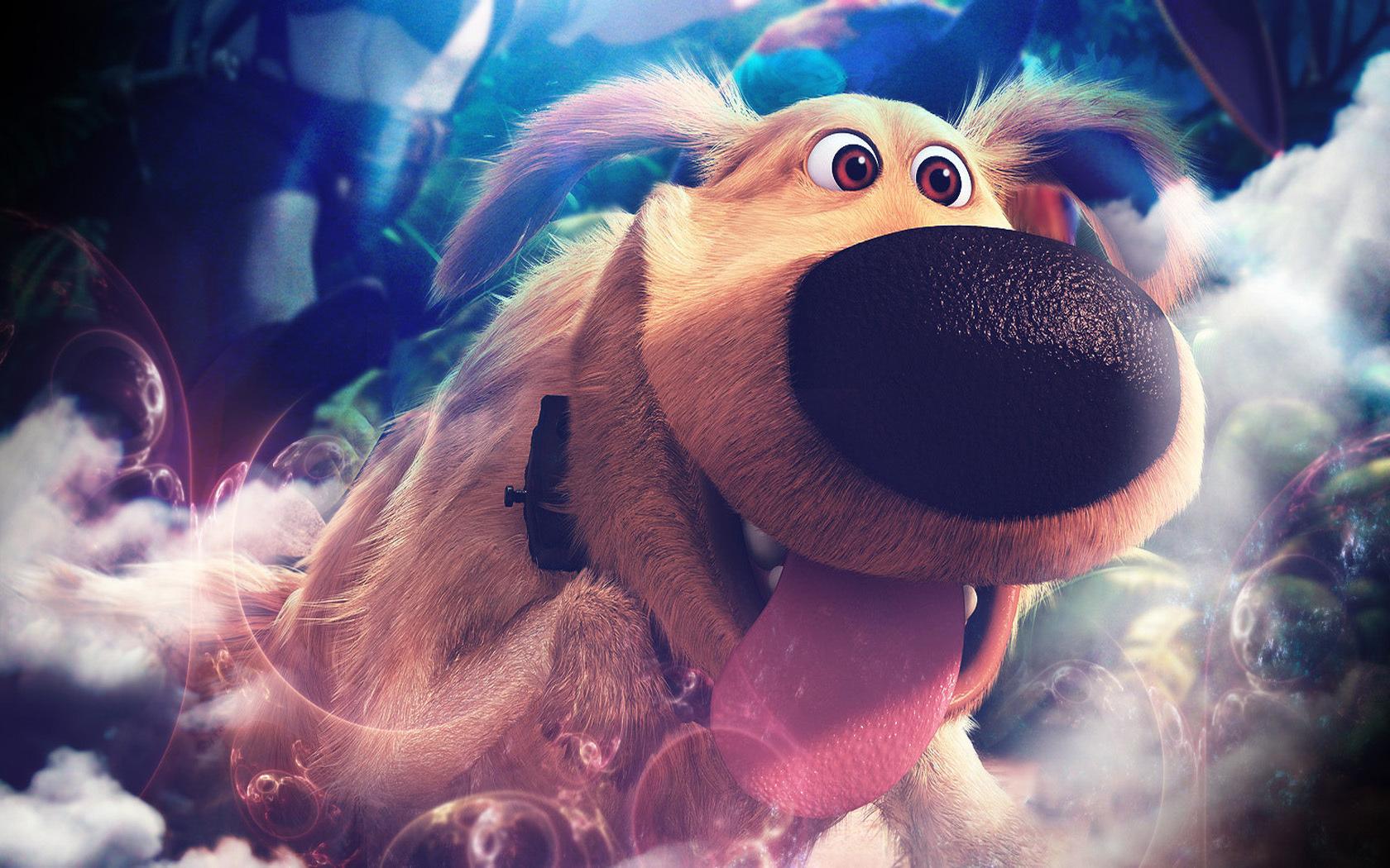Смешная собака картинки из мультиков, поздравлением