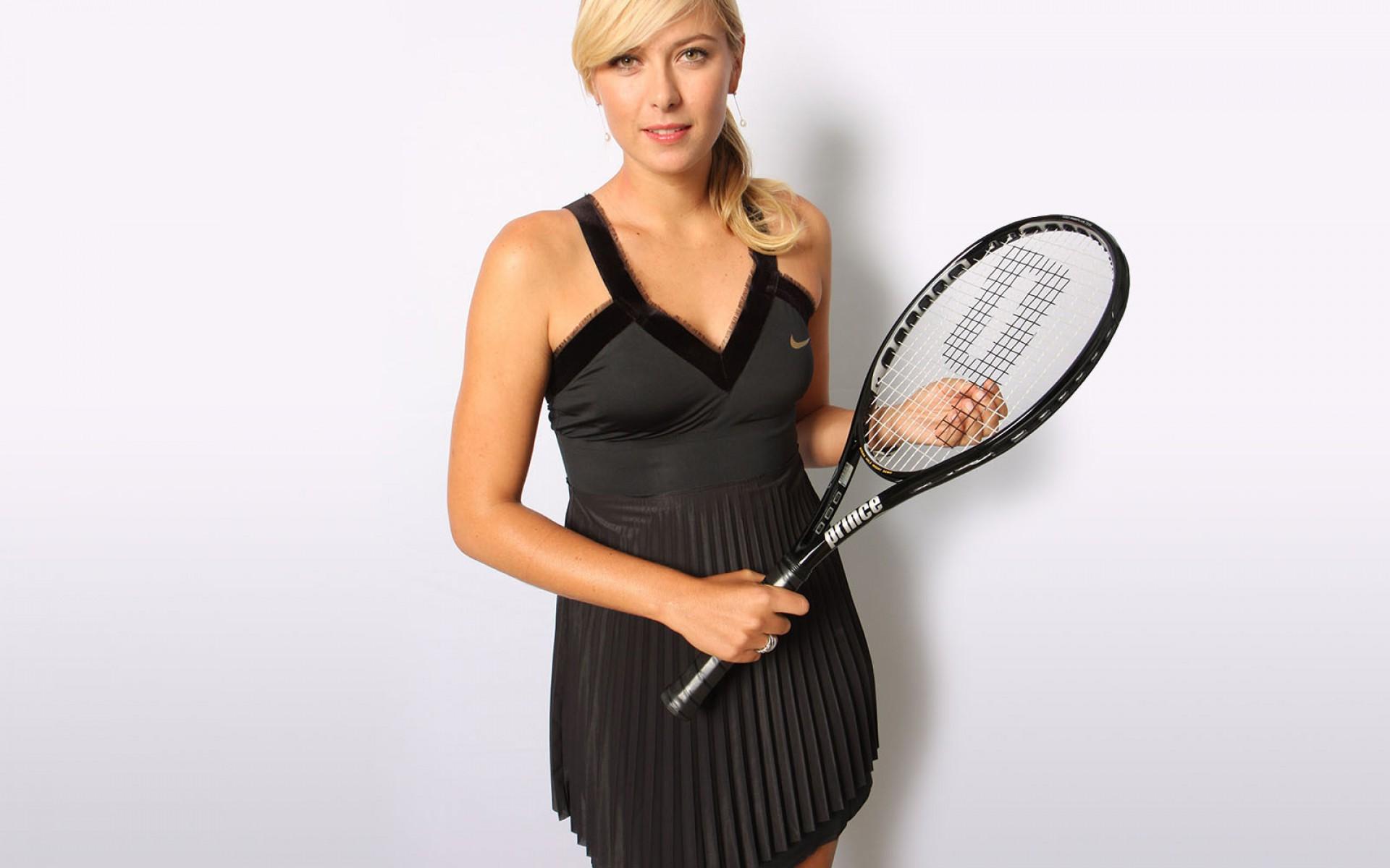 Тенисистка  № 989581  скачать