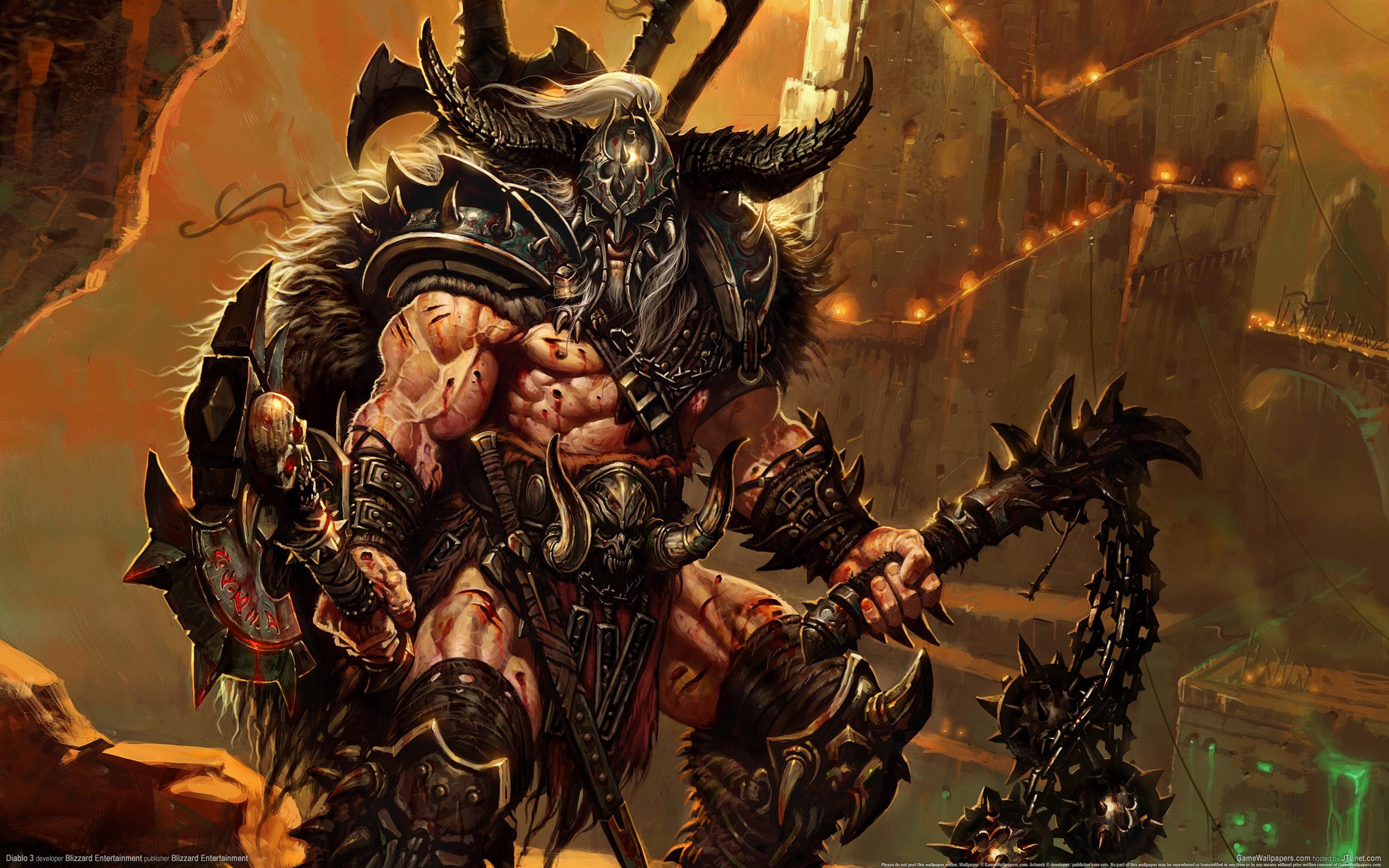 Diablo III игра  № 3057782 загрузить