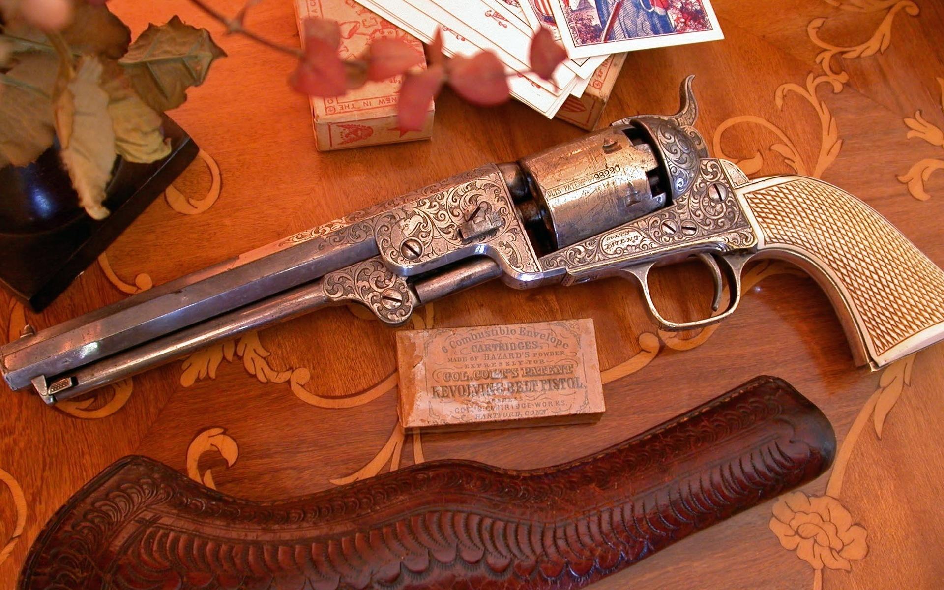 Револьвер с виноградом  № 1624209  скачать