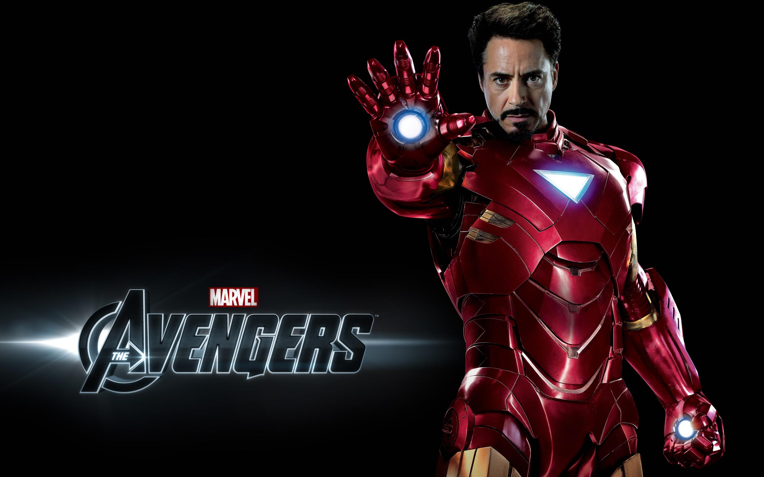 Железный человек Avengers  № 1390451 бесплатно