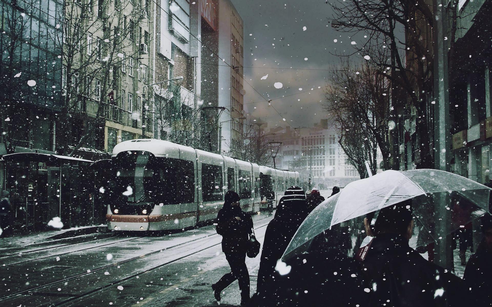 парень банка мир снег скачать