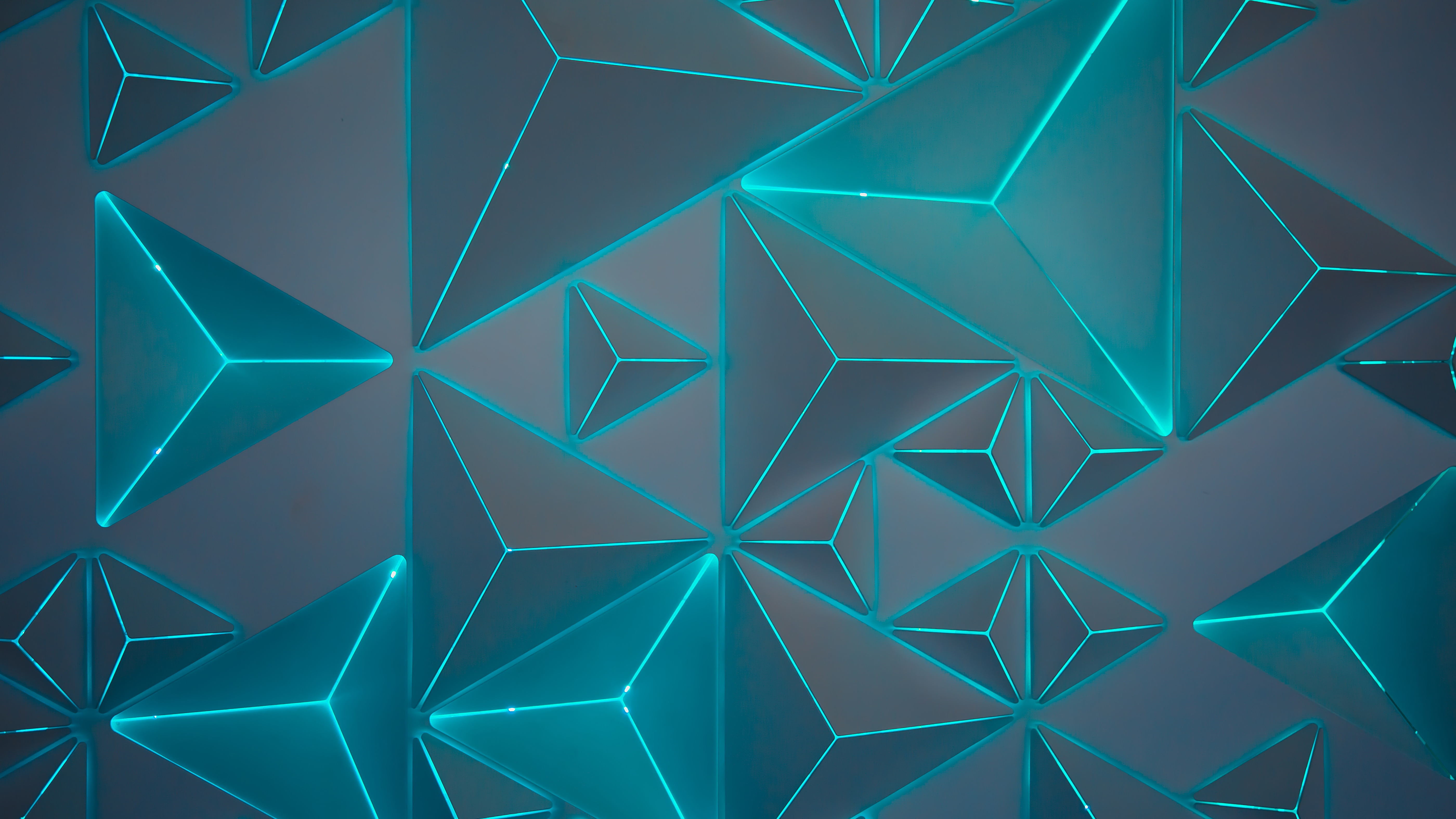 геометрические картинки рабочего стола