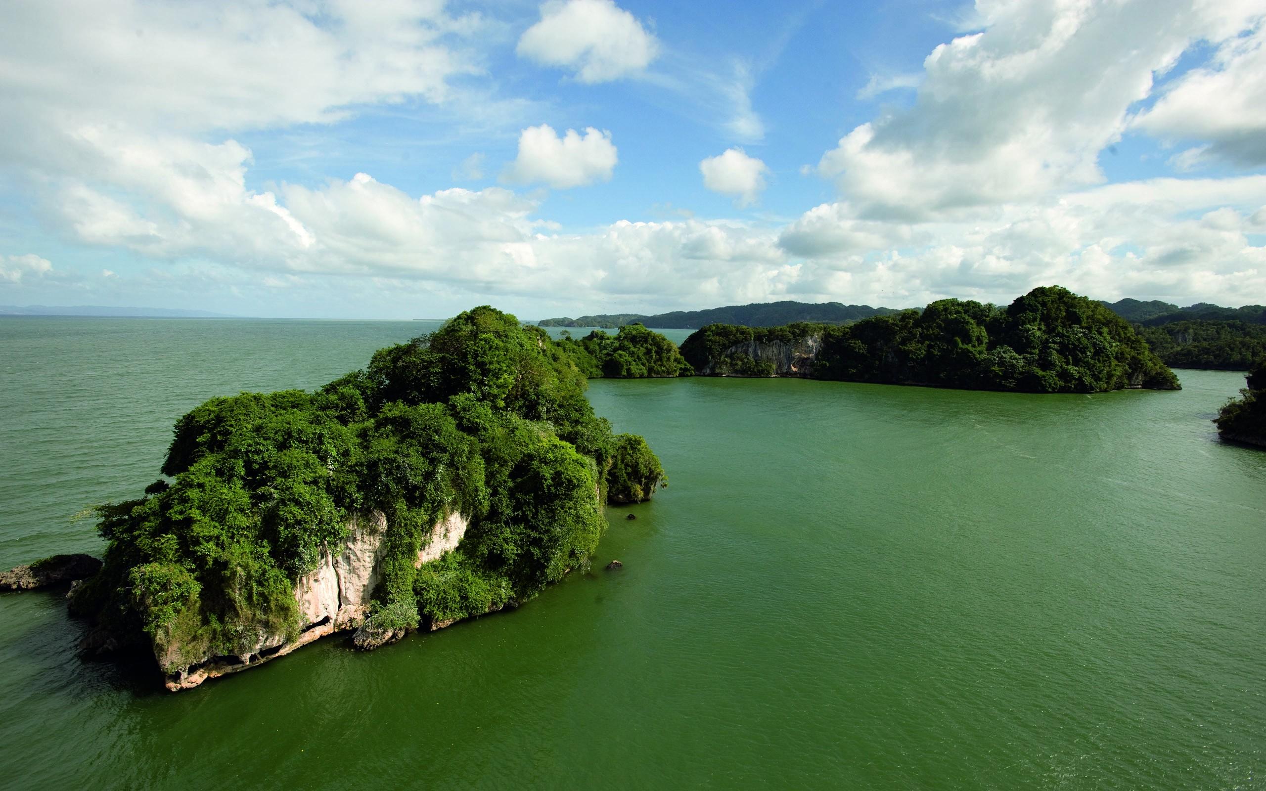 Море остров зелень без смс