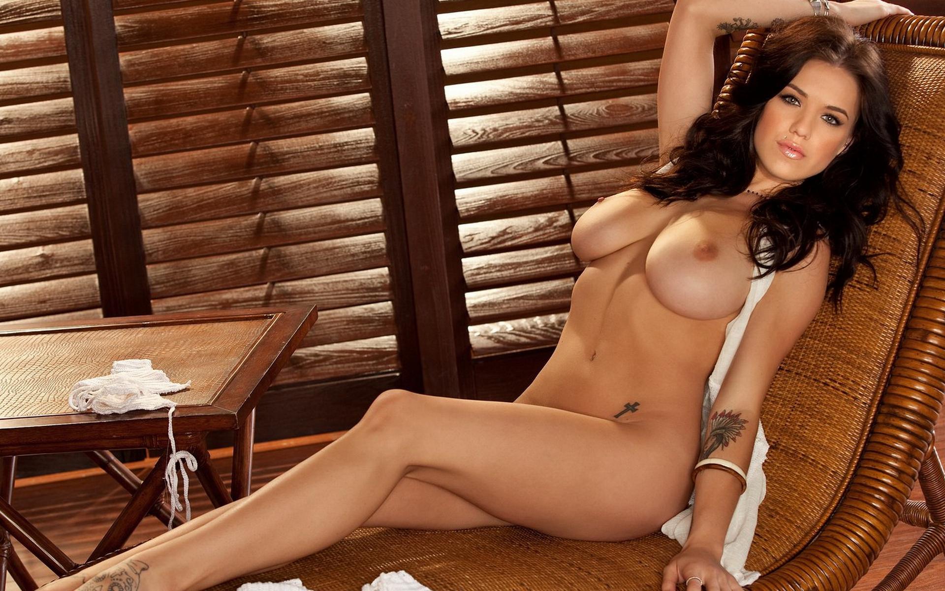 Playboy big boobs nude
