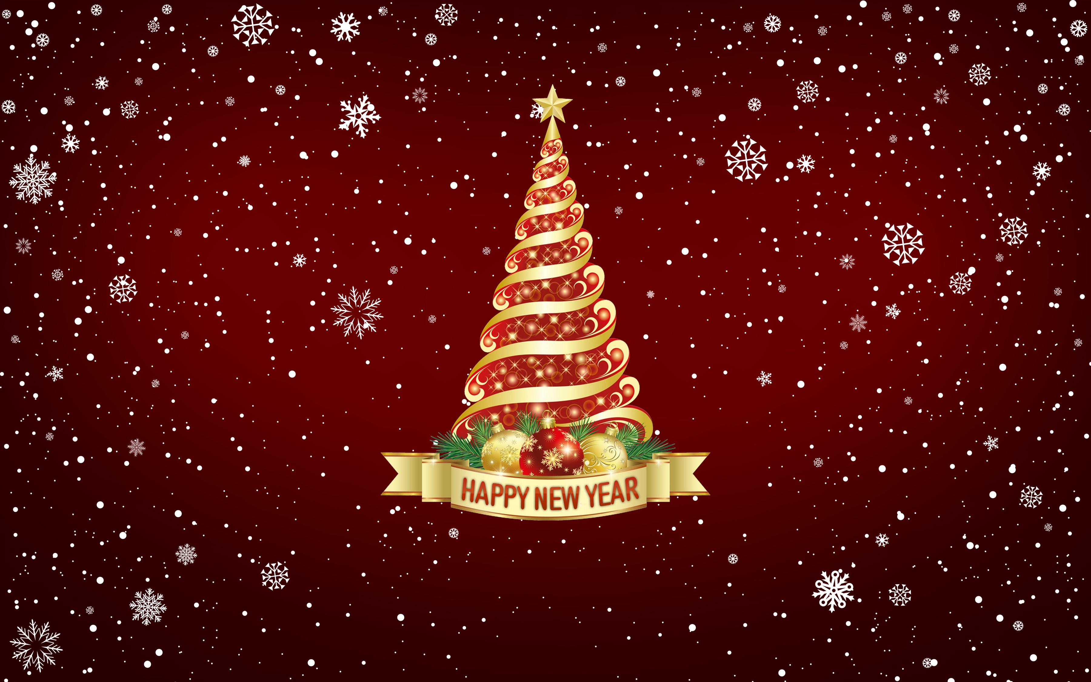 Лизонька, картинка новогодней елки на открытке