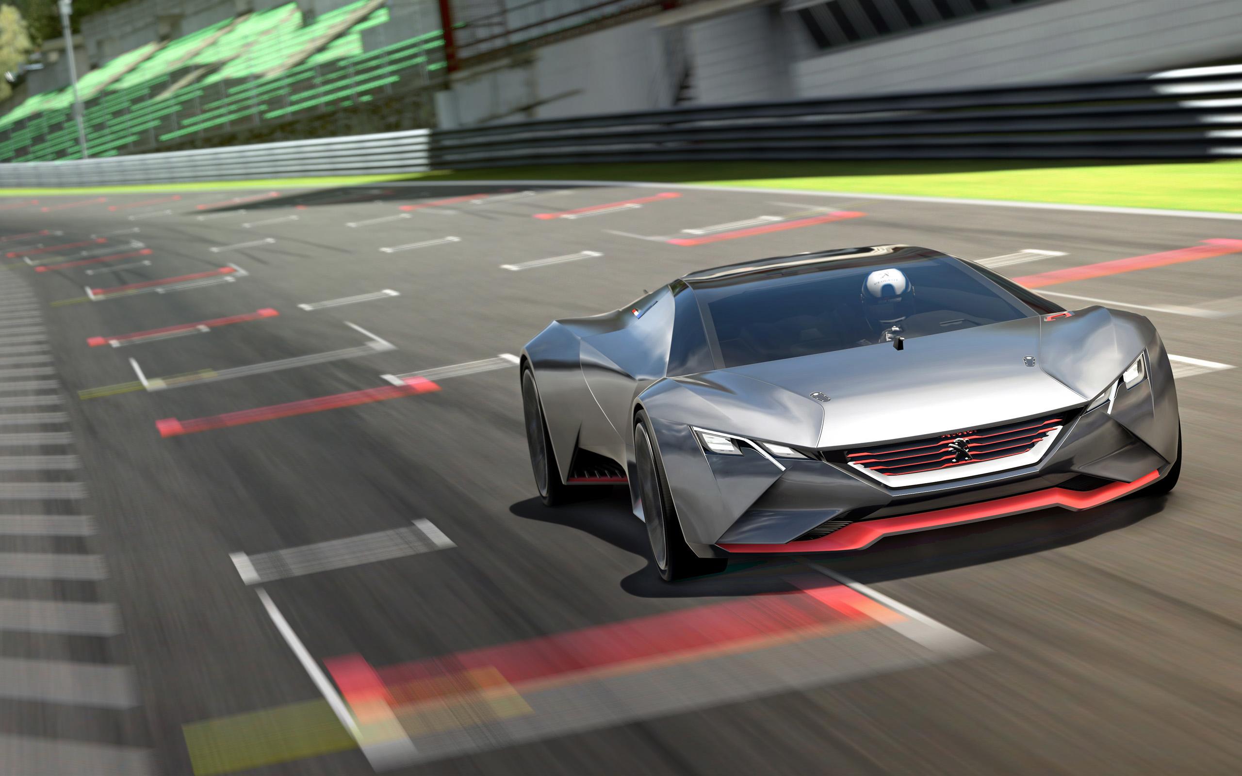 спортивный автомобиль peugeot concept sports car  № 959027 без смс