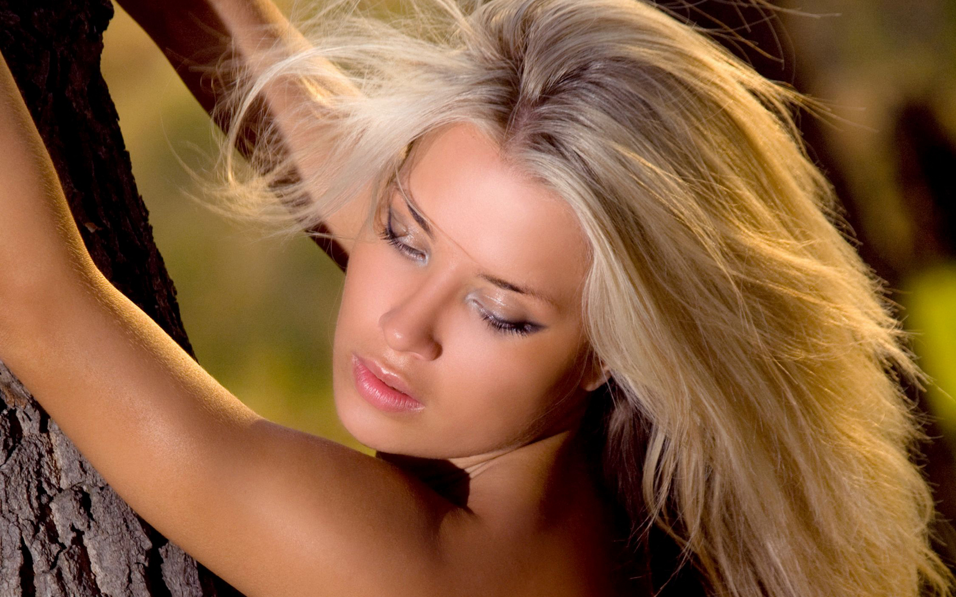 Блондинки на картинках
