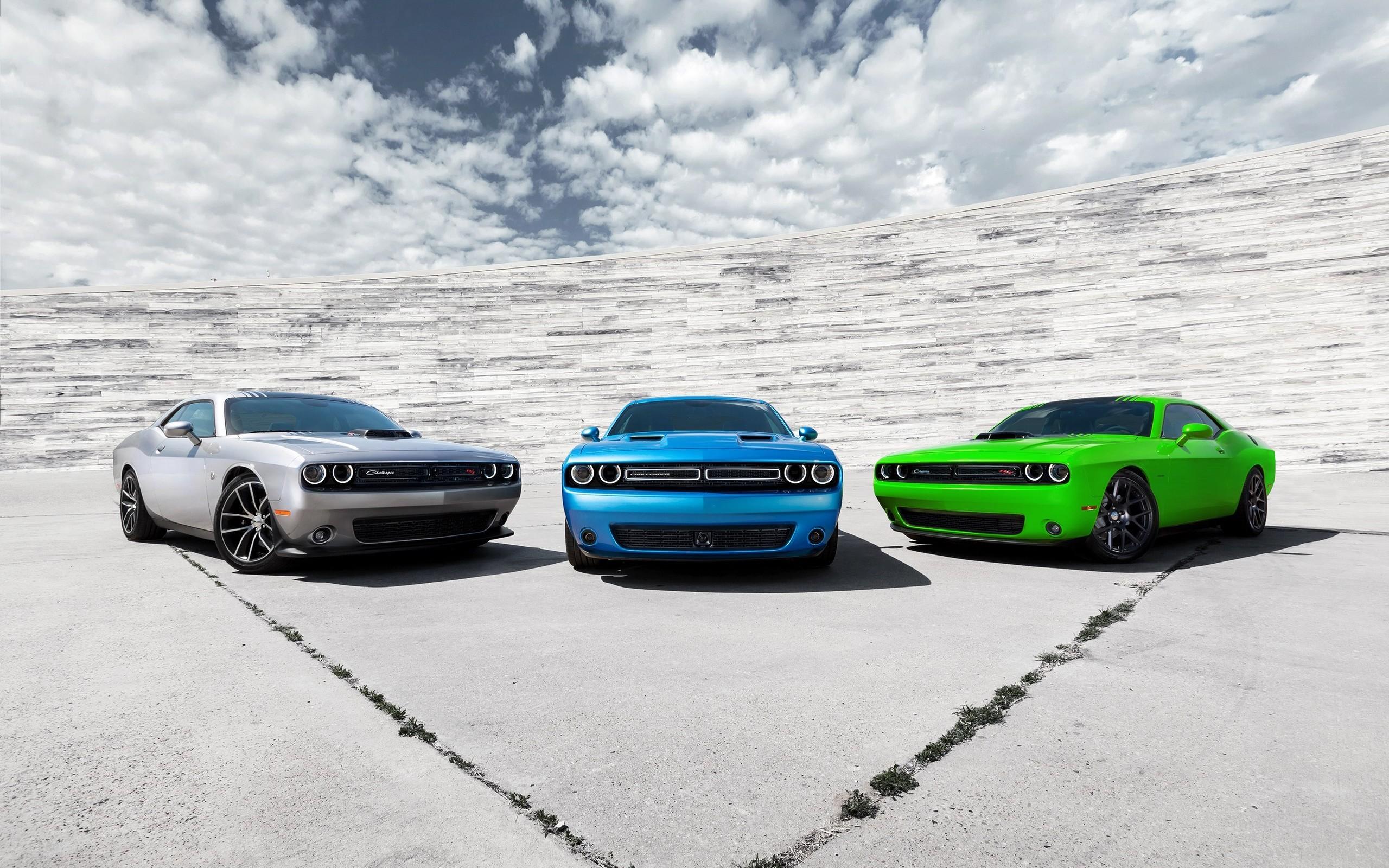 Dodge зеленый без смс