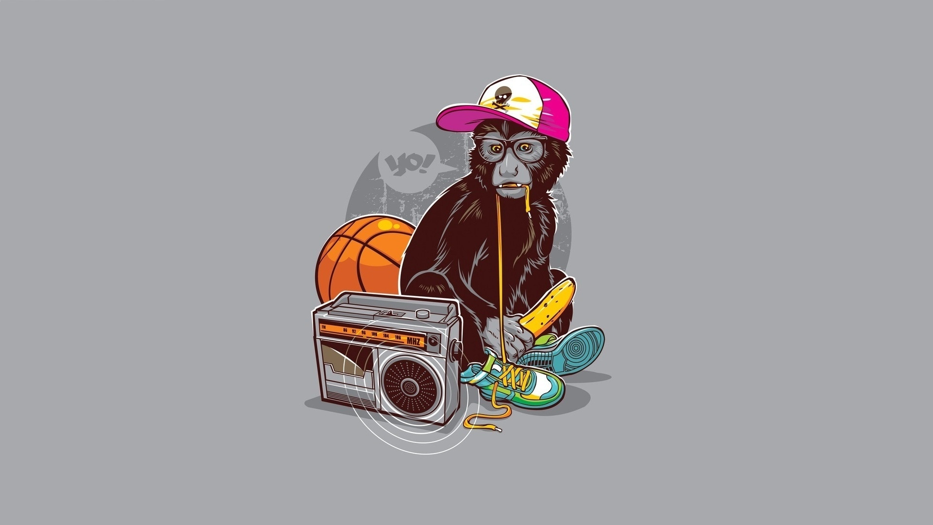 морда обезьяна минимализм muzzle monkey minimalism загрузить