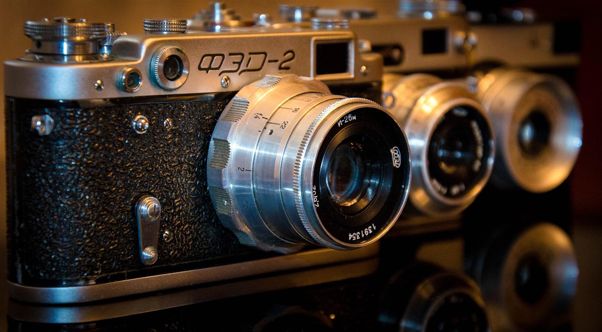 Объективы фотоаппаратов скачать