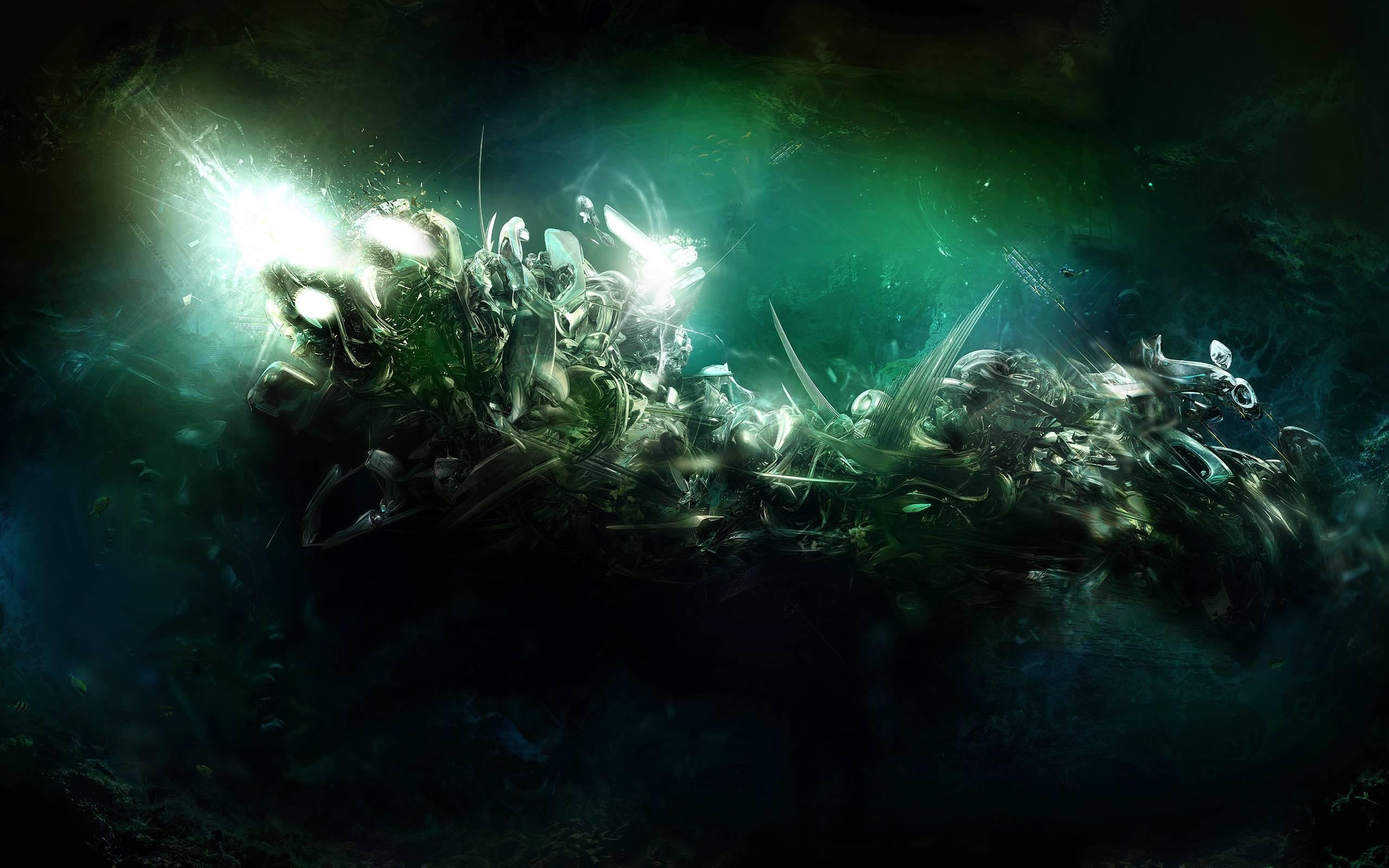 Графика под водой  № 2252500 без смс