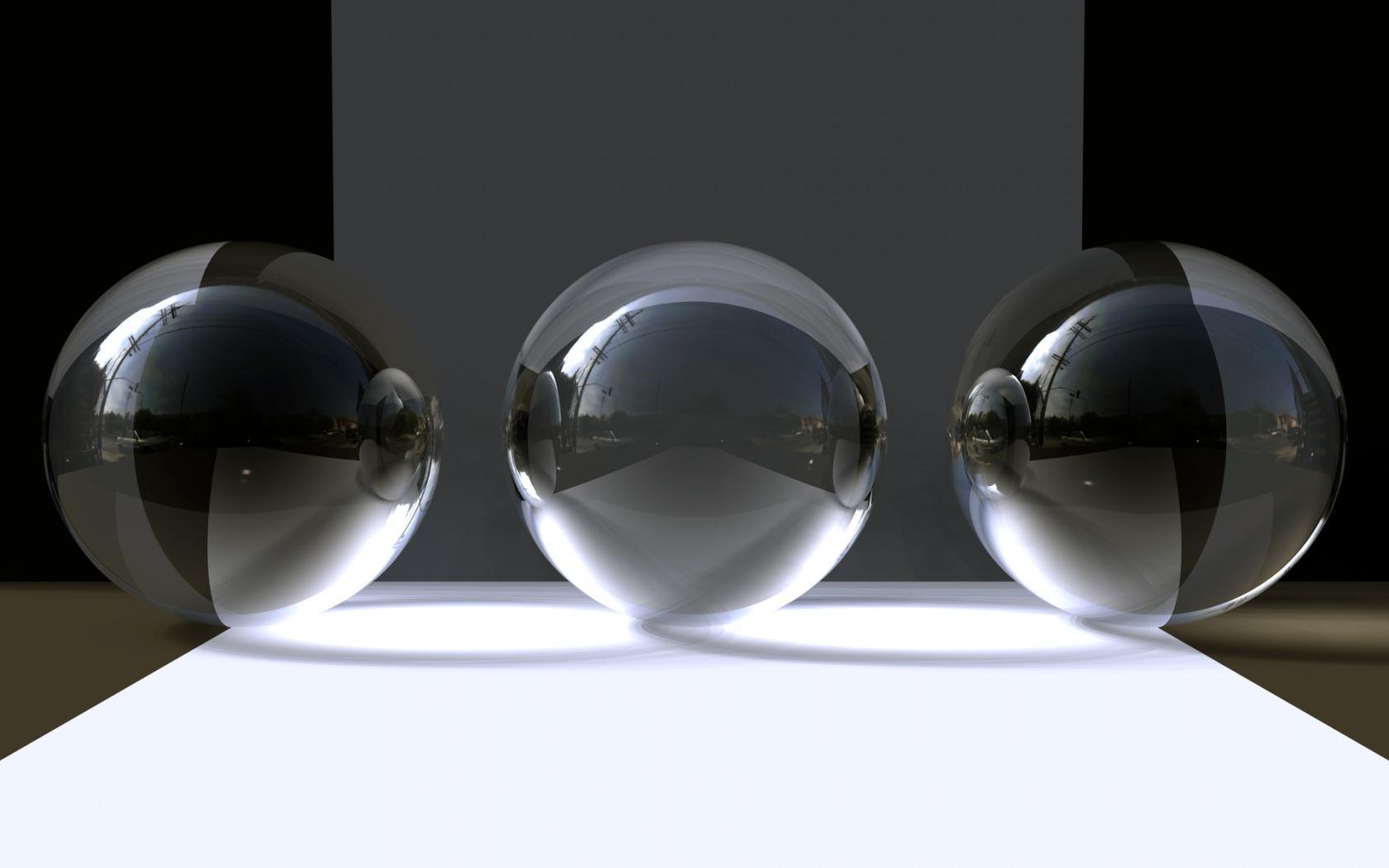 Хромированые шары  № 3336007 бесплатно