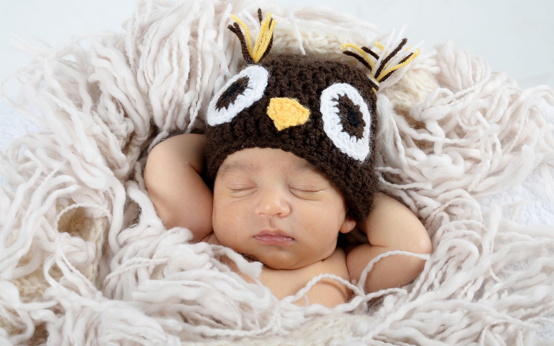 Разные анимация, картинки спящих малышей